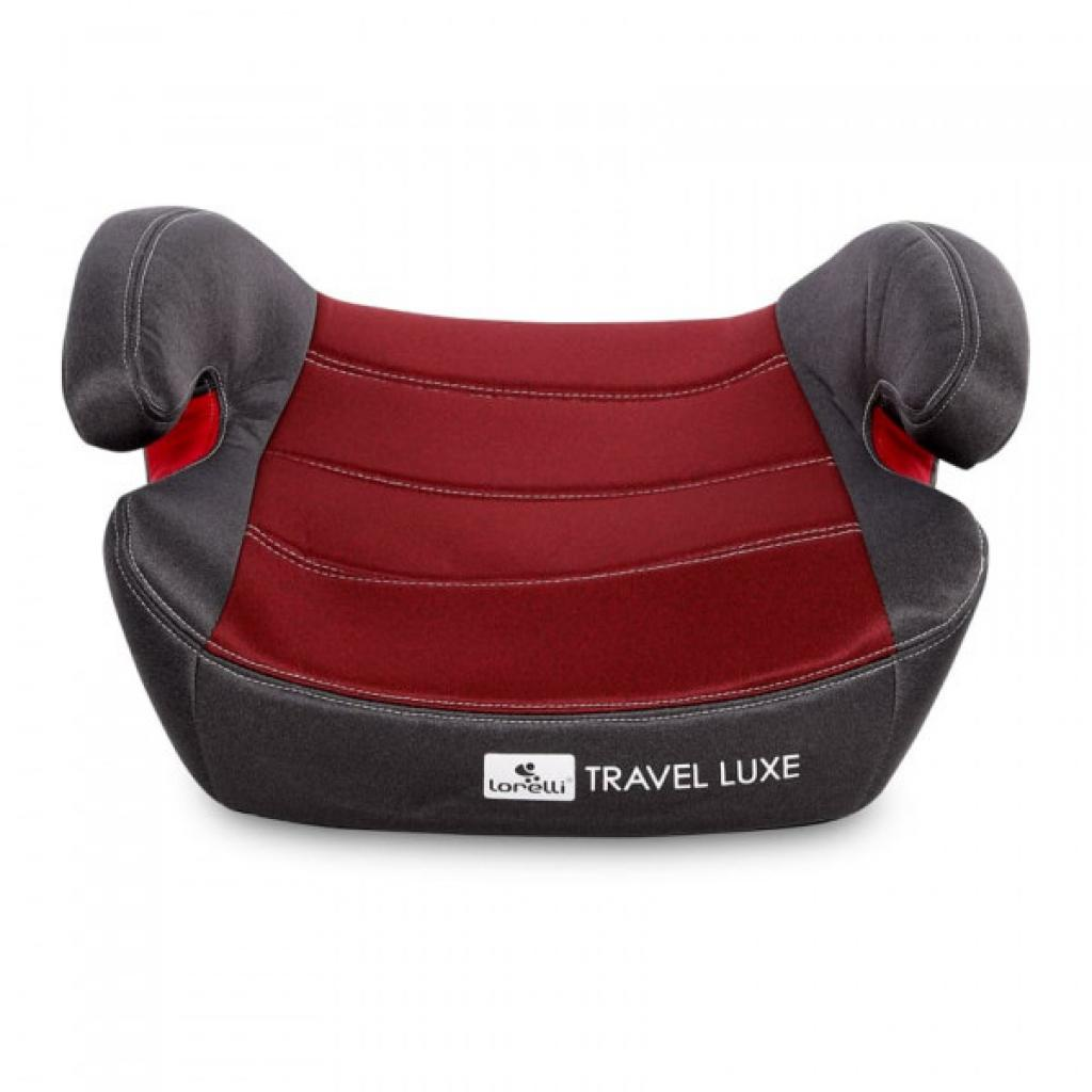Автокресло Bertoni/Lorelli Travel Luxe Isofix 15-36 кг Black (TRAVEL LUXE ISOFIX black) изображение 2