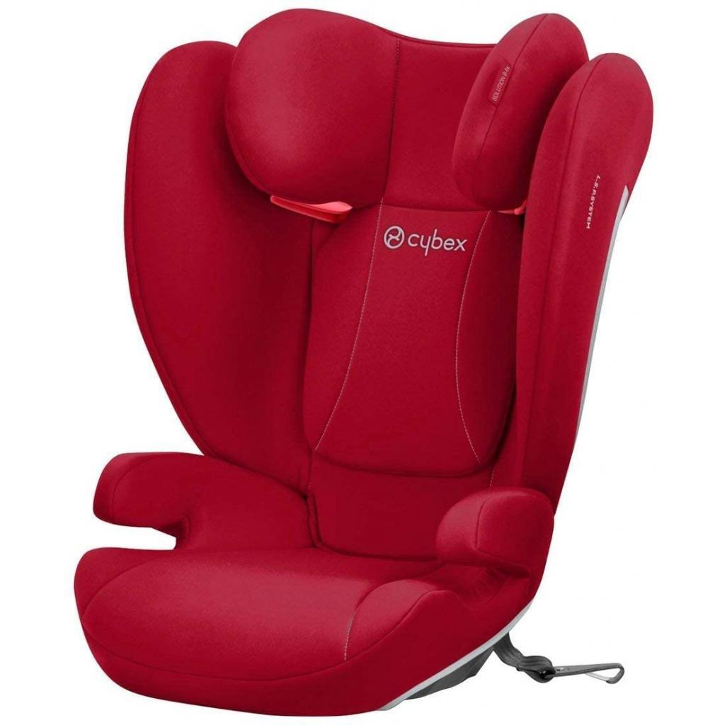 Автокресло Cybex Solution B-fix Dynamic Red mid red (520004023)