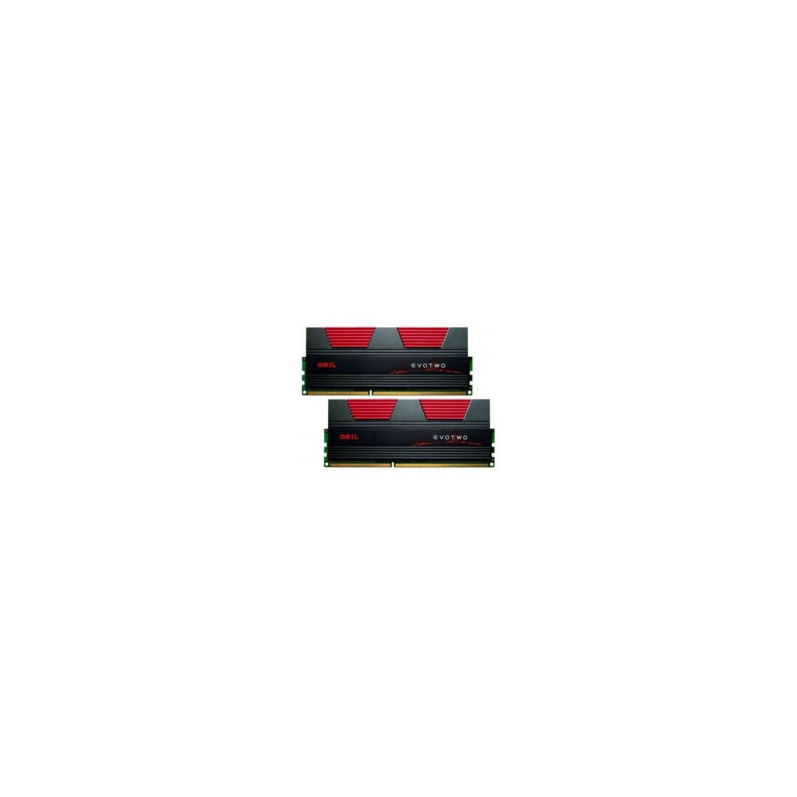 Модуль памяти для компьютера DDR3 8GB (2x4GB) 2133 MHz GEIL (GET38GB2133C9ADC)