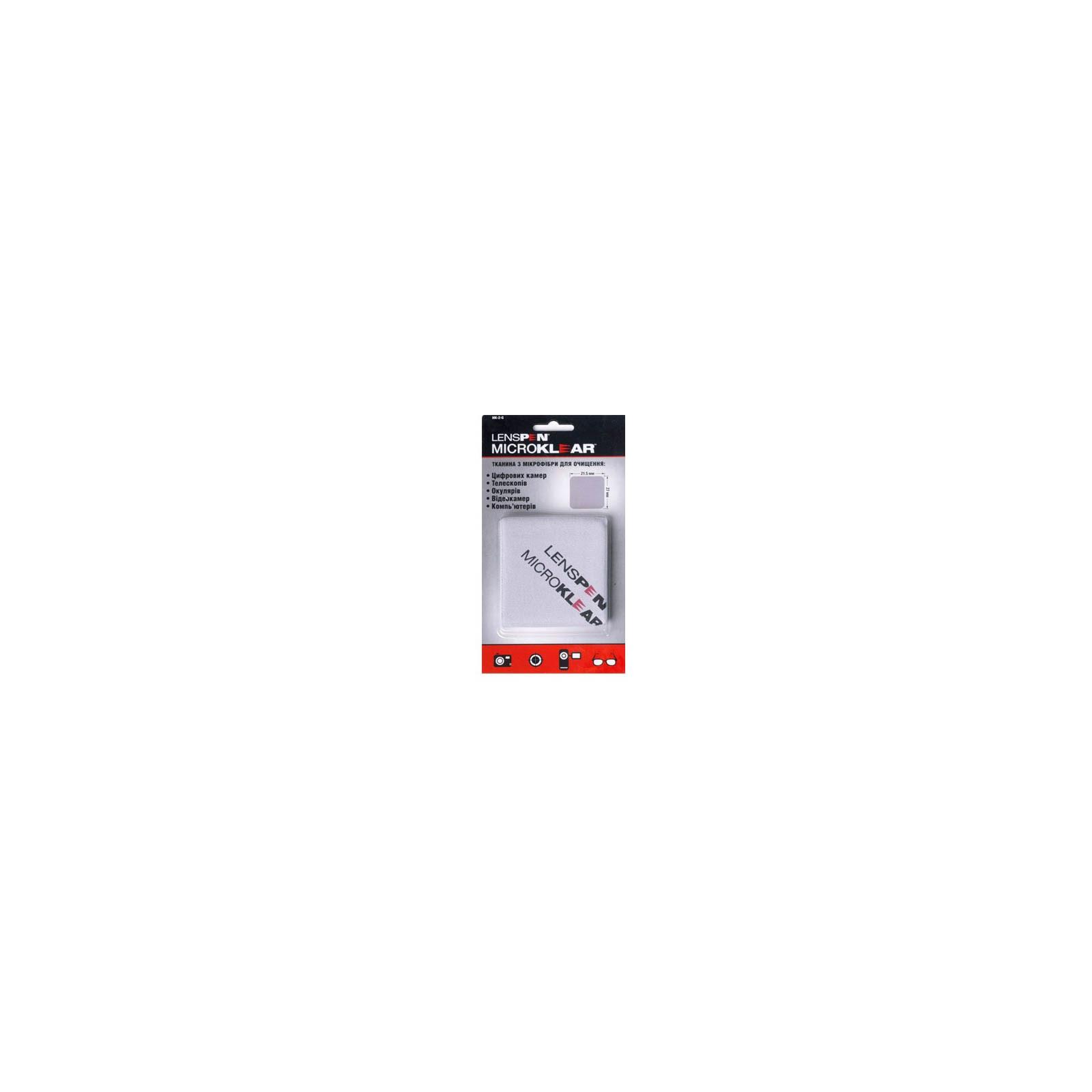 Очиститель для оптики MicroKlear Microfibre Suede Cloth Lenspen (MK-2-G)