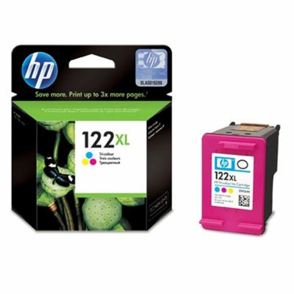 Картридж HP DJ No.122 XL color, DJ 2050 (CH564HE)