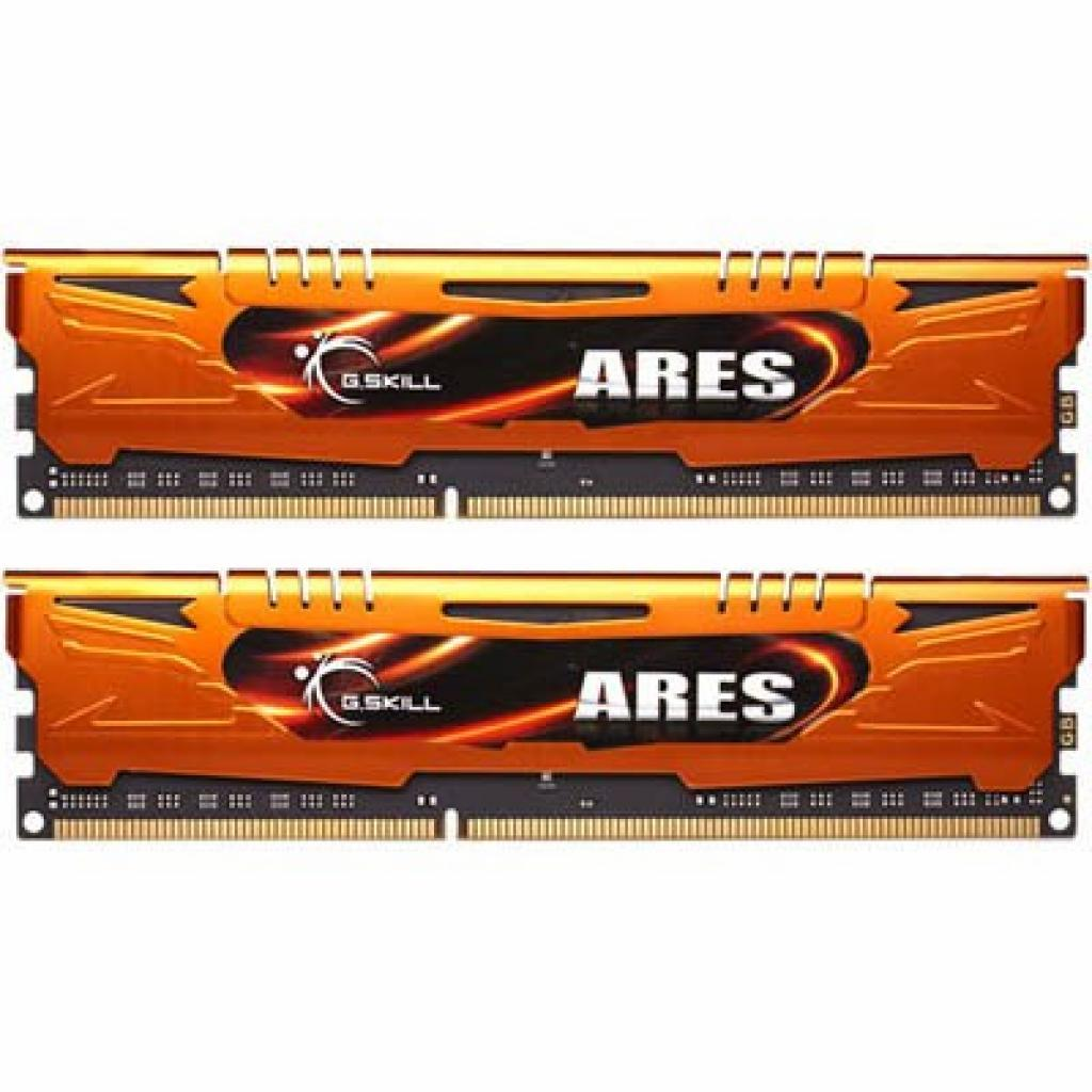 Модуль памяти для компьютера DDR3 8GB (2x4GB) 1333 MHz G.Skill (F3-1333C9D-8GAO)
