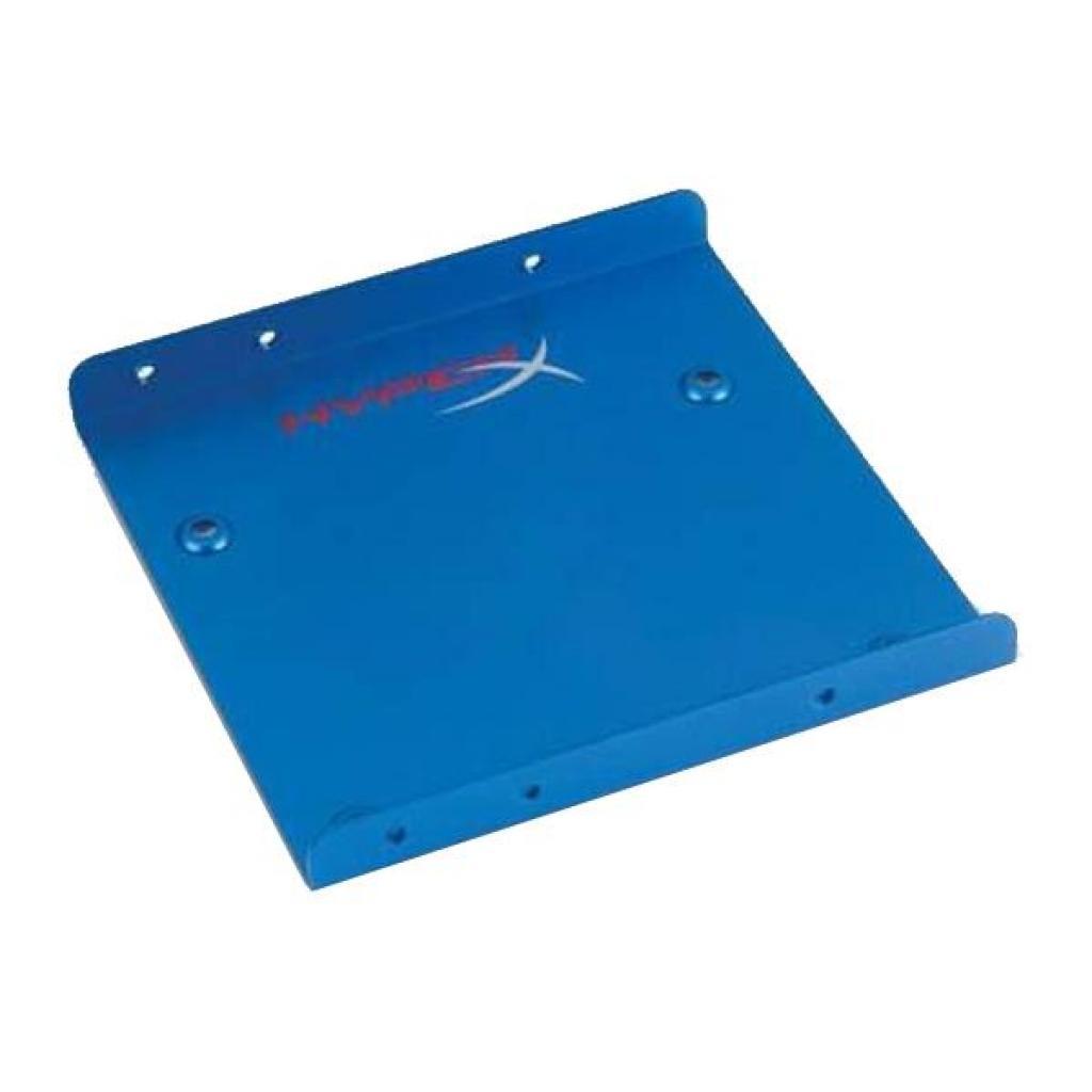 "Крепление для установки 2.5"" SSD в 3.5"" отсек Kingston 3.5"" BR Hyper X Blue"