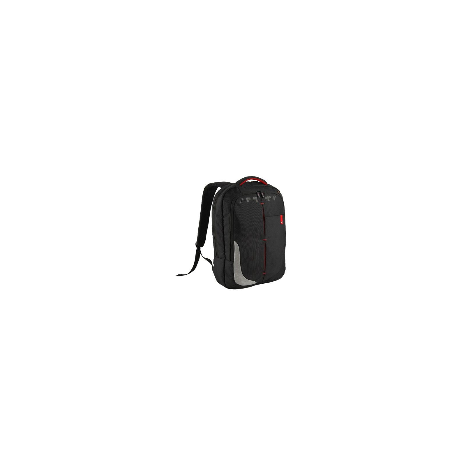 Рюкзак для ноутбука Crown 15.6 Genuine black (BPG4415B)