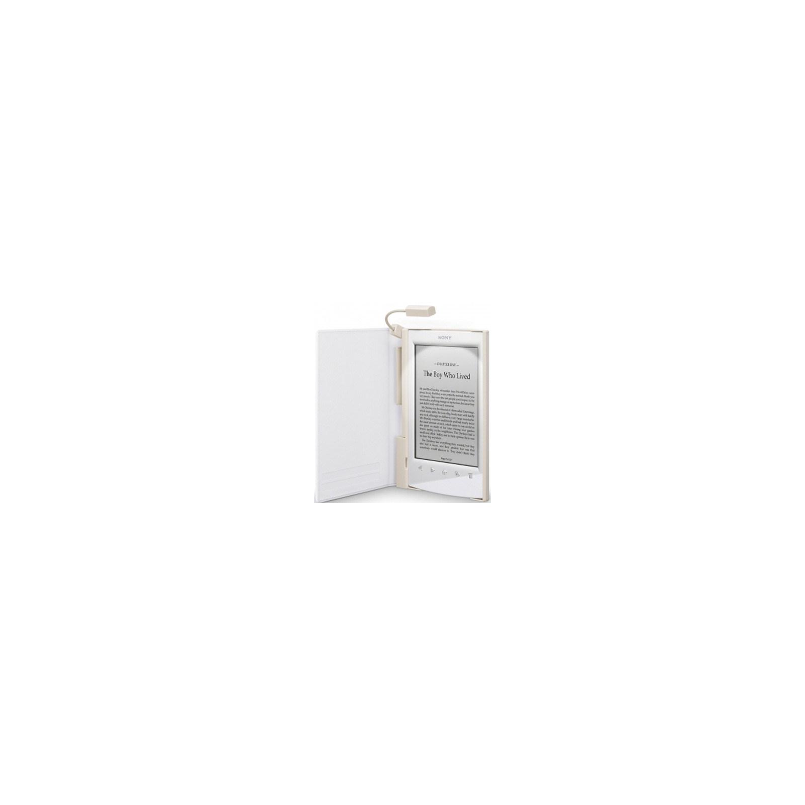 Чехол для электронной книги SONY CL22W white для PRS-T2 (PRSACL22W.WW2) изображение 2