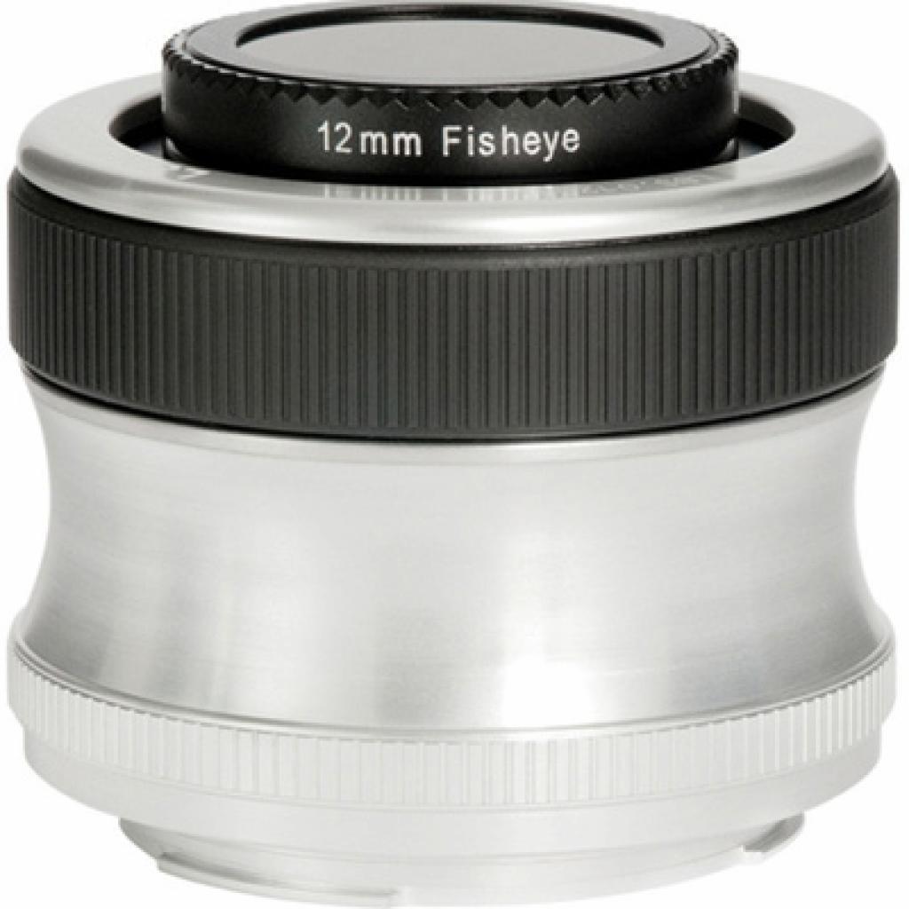 Объектив Lensbaby Scout 12mm F4.0 for Canon EF (LBSFEC)