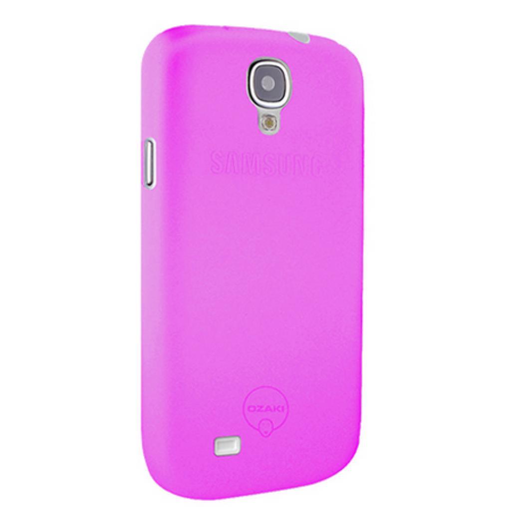 Чехол для моб. телефона OZAKI GALAXY S4 /ultra slim Purple (OC701PU)