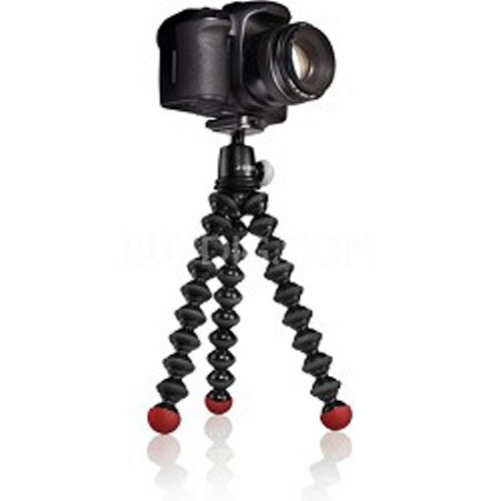 Штатив JOBY GorillaPod SLR Zoom & Ball Head Bundle (Black/Red) (JB01130-CEU)