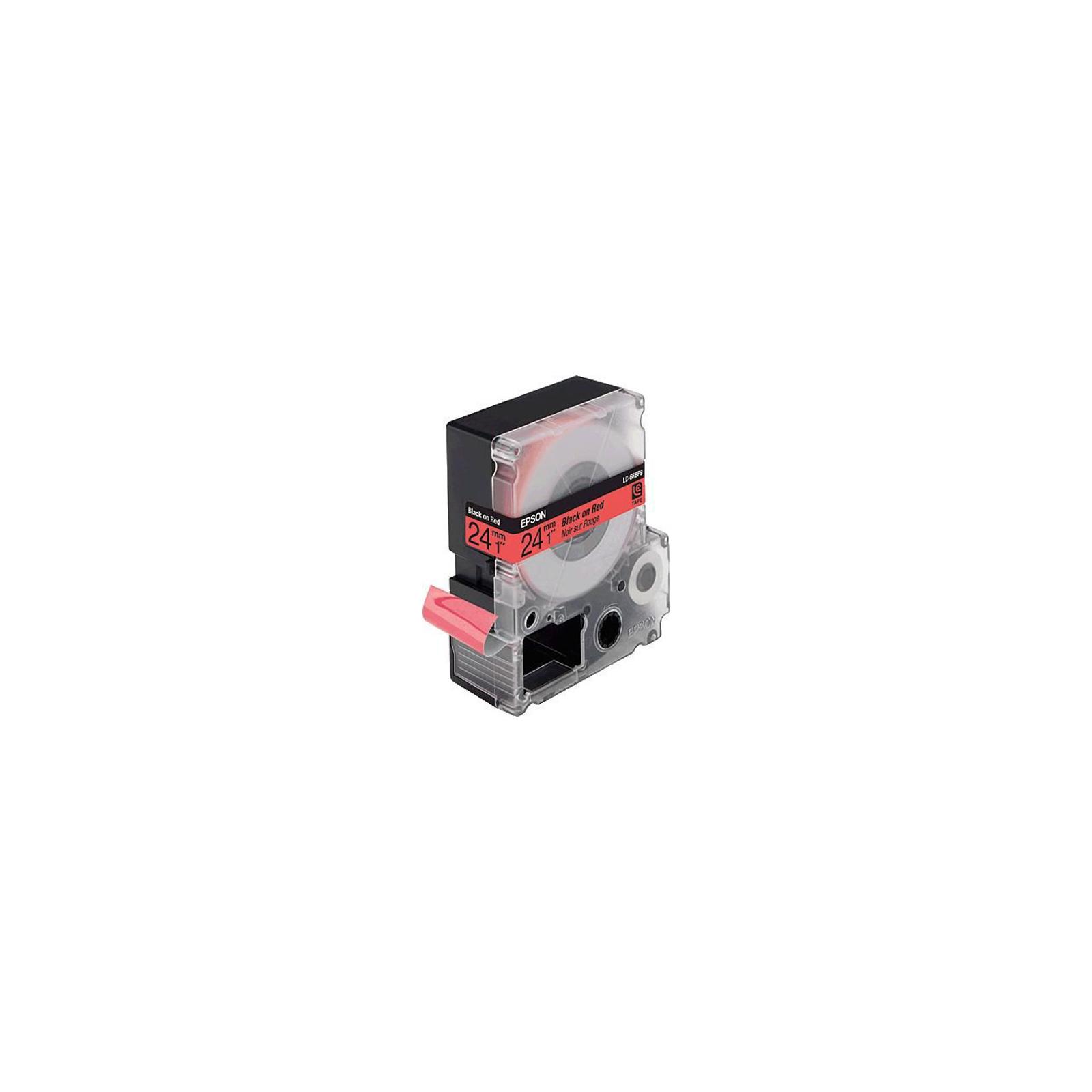 Лента для принтера этикеток EPSON Labelworks LC-6RBP9 (C53S627400)