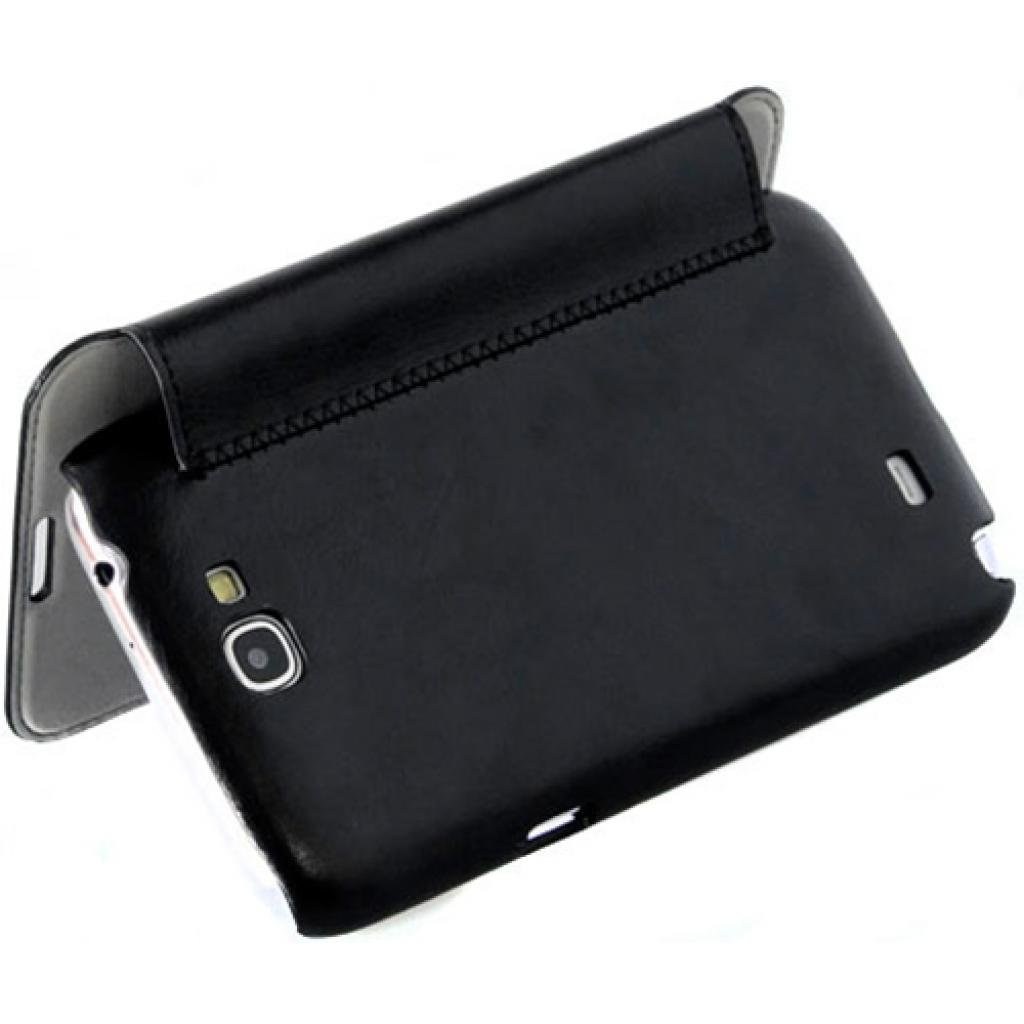 Чехол для моб. телефона HOCO для Samsung N7100 Galaxy Note2 /Crystal s (HS-L028 Black) изображение 2