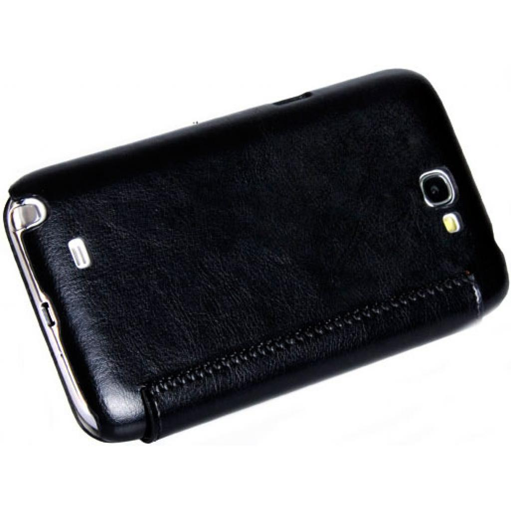 Чехол для моб. телефона HOCO для Samsung N7100 Galaxy Note2 /Crystal s (HS-L028 Black) изображение 4