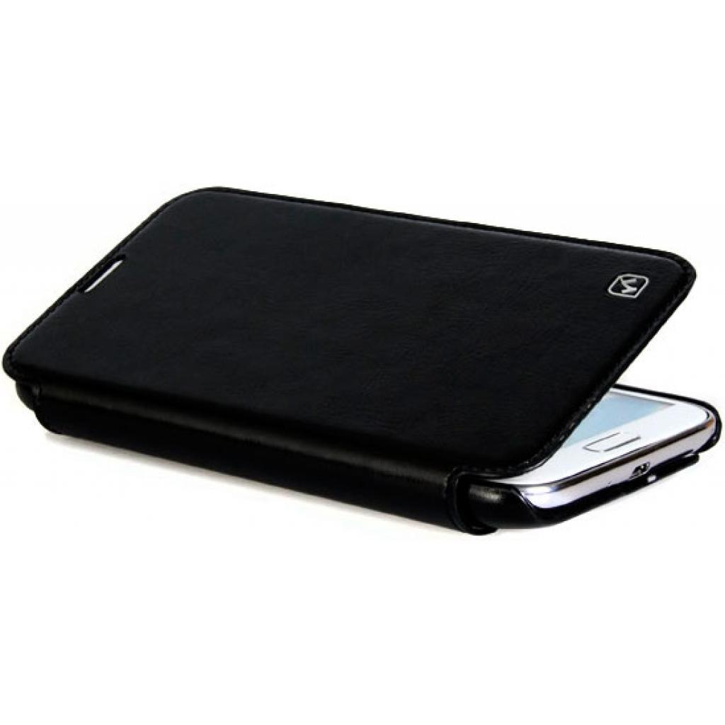 Чехол для моб. телефона HOCO для Samsung N7100 Galaxy Note2 /Crystal s (HS-L028 Black)