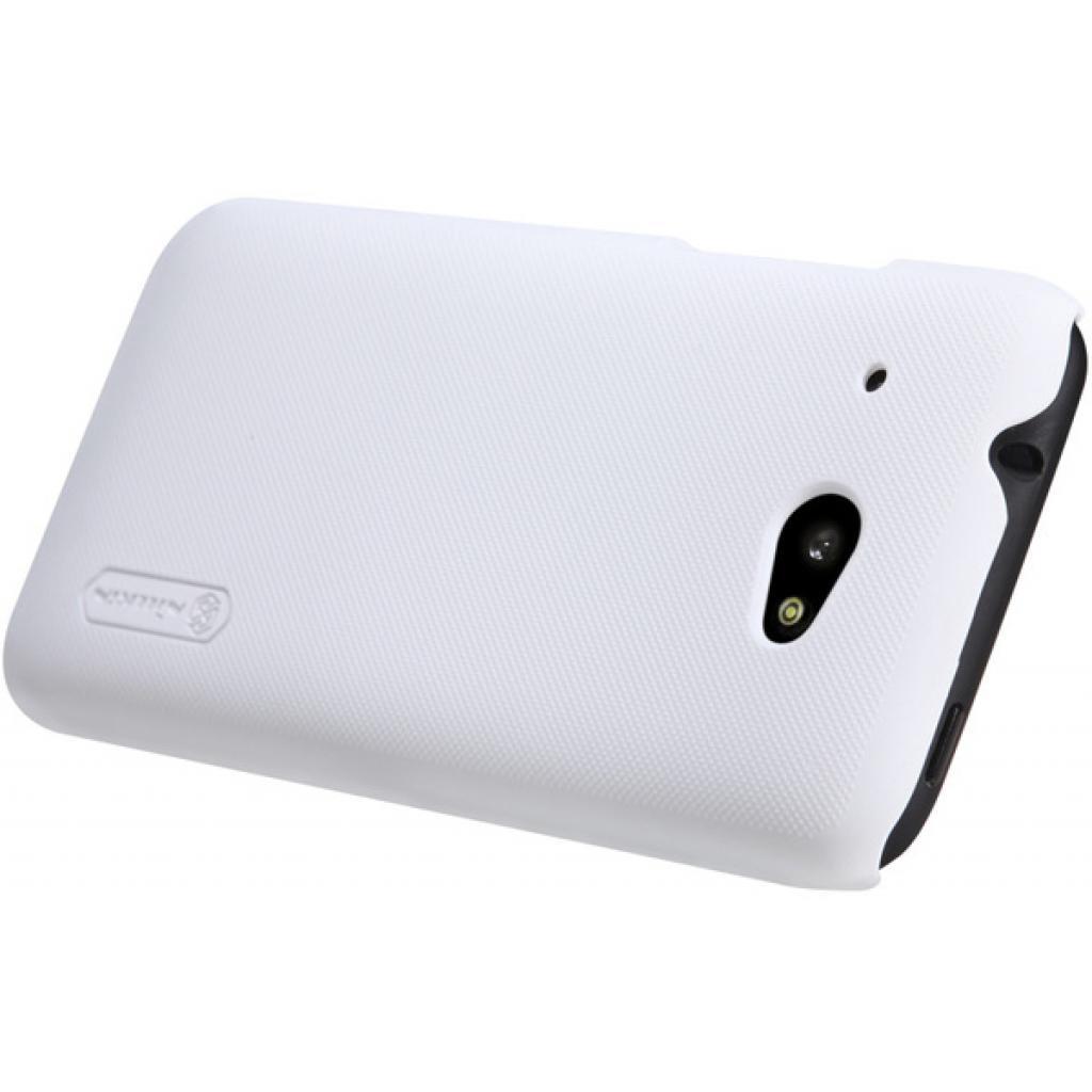 Чехол для моб. телефона NILLKIN для HTC Desire 601 /Super Frosted Shield/White (6100827) изображение 2
