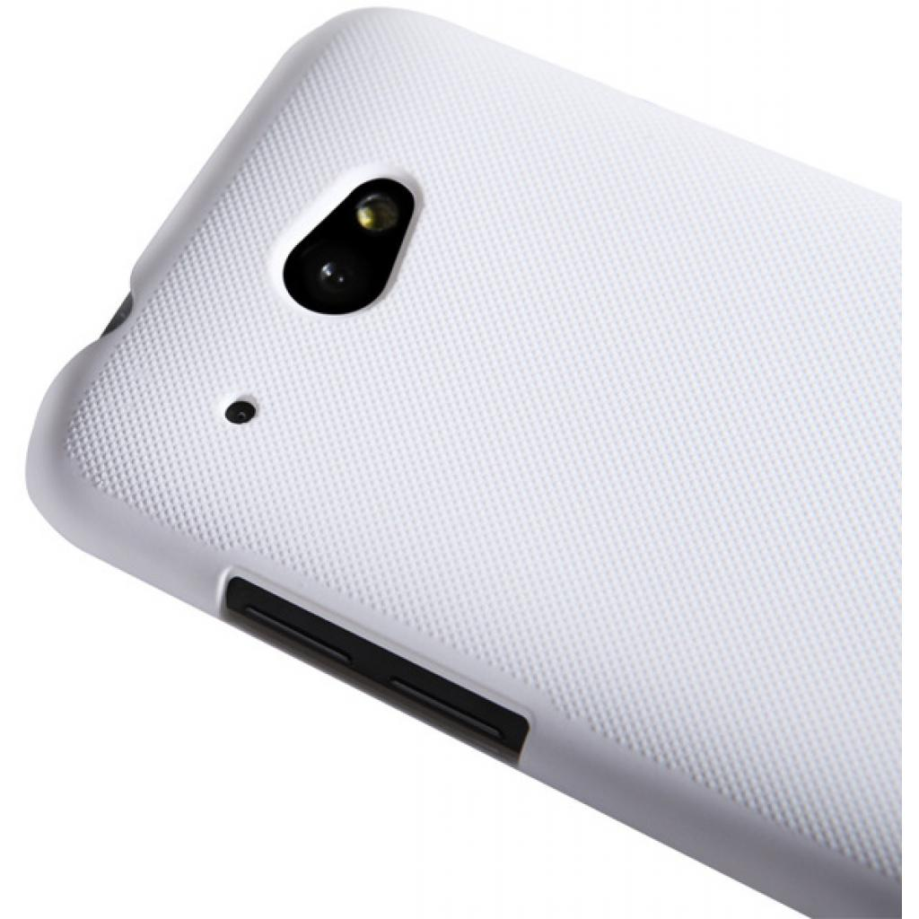 Чехол для моб. телефона NILLKIN для HTC Desire 601 /Super Frosted Shield/White (6100827) изображение 3