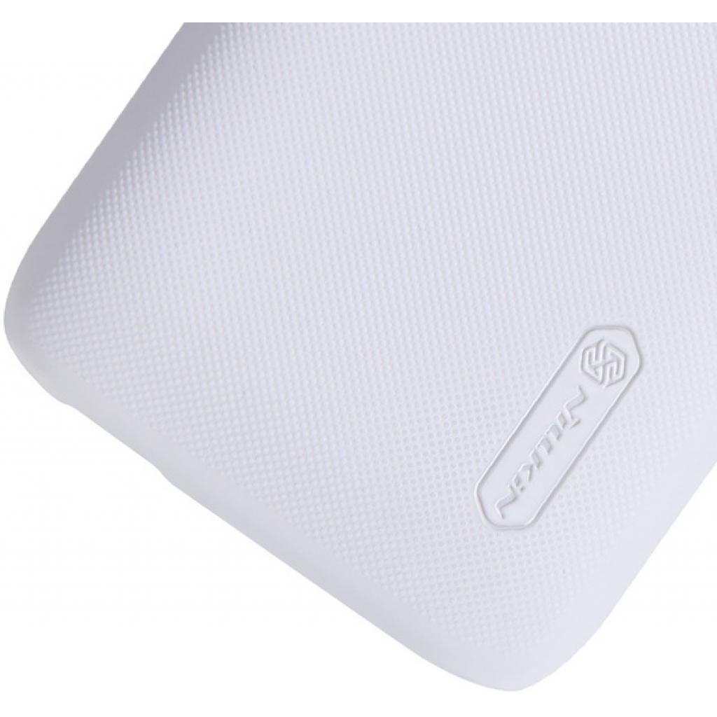Чехол для моб. телефона NILLKIN для HTC Desire 601 /Super Frosted Shield/White (6100827) изображение 4