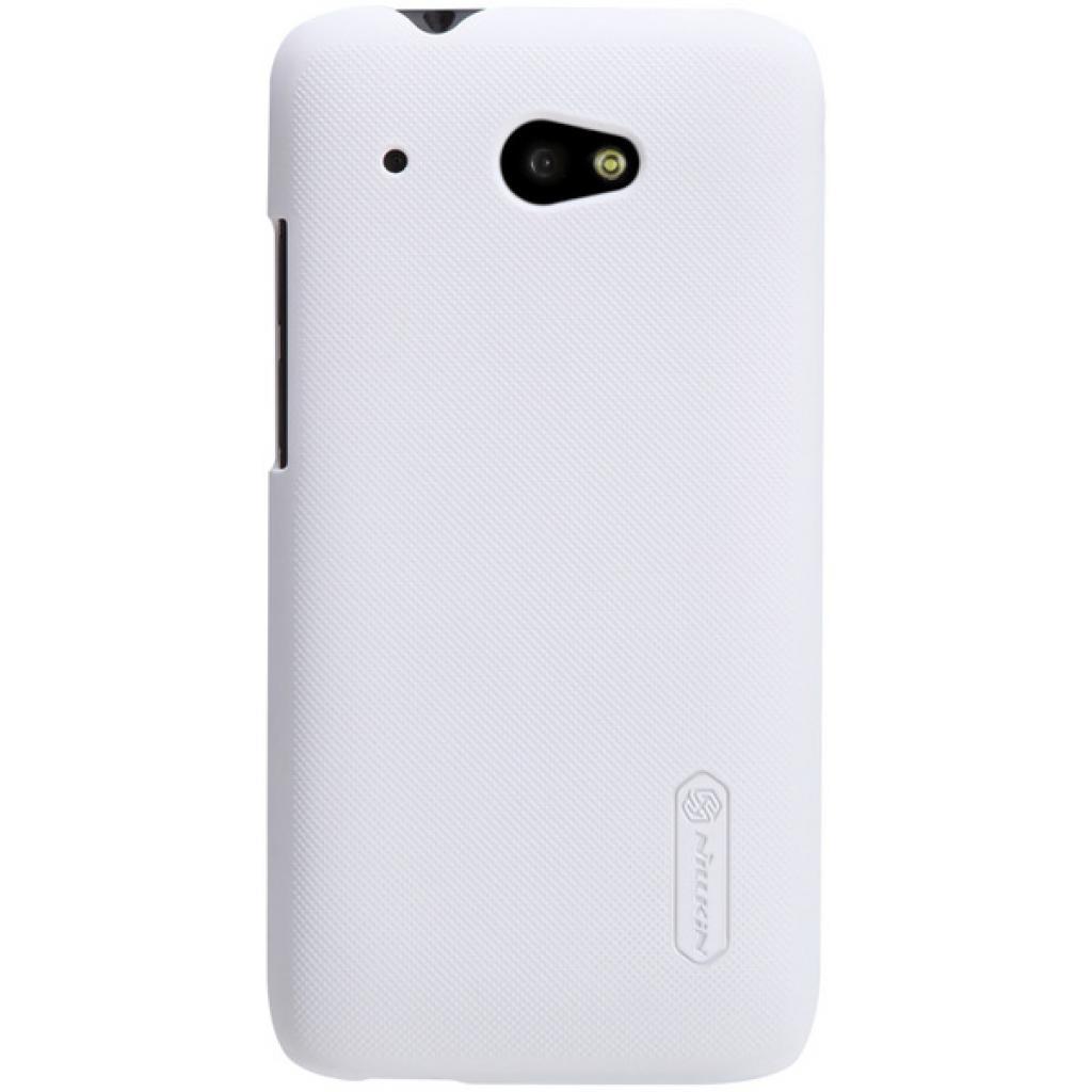 Чехол для моб. телефона NILLKIN для HTC Desire 601 /Super Frosted Shield/White (6100827)