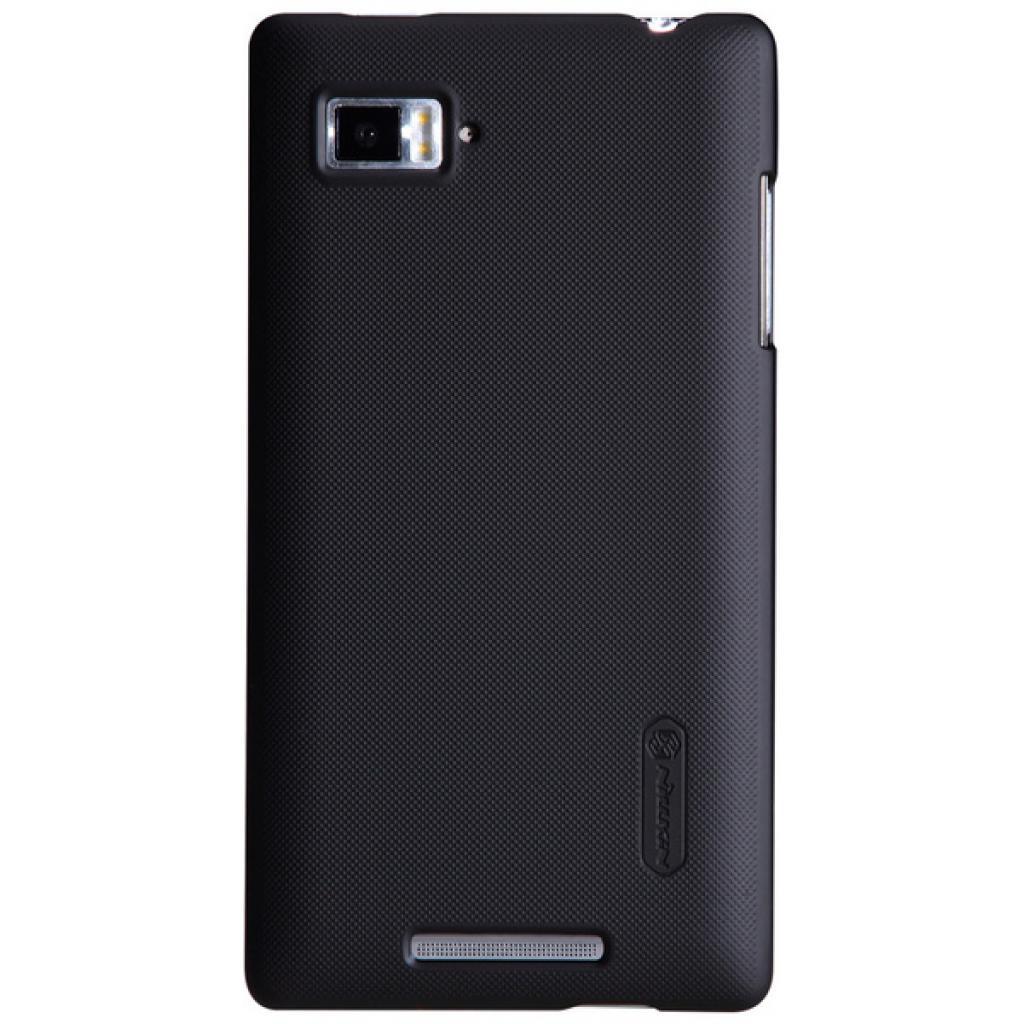 Чехол для моб. телефона NILLKIN для Lenovo K910 /Super Frosted Shield/Black (6120375)
