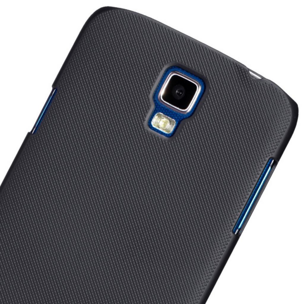 Чехол для моб. телефона NILLKIN для Samsung I9295 /Super Frosted Shield/Black (6077023) изображение 4