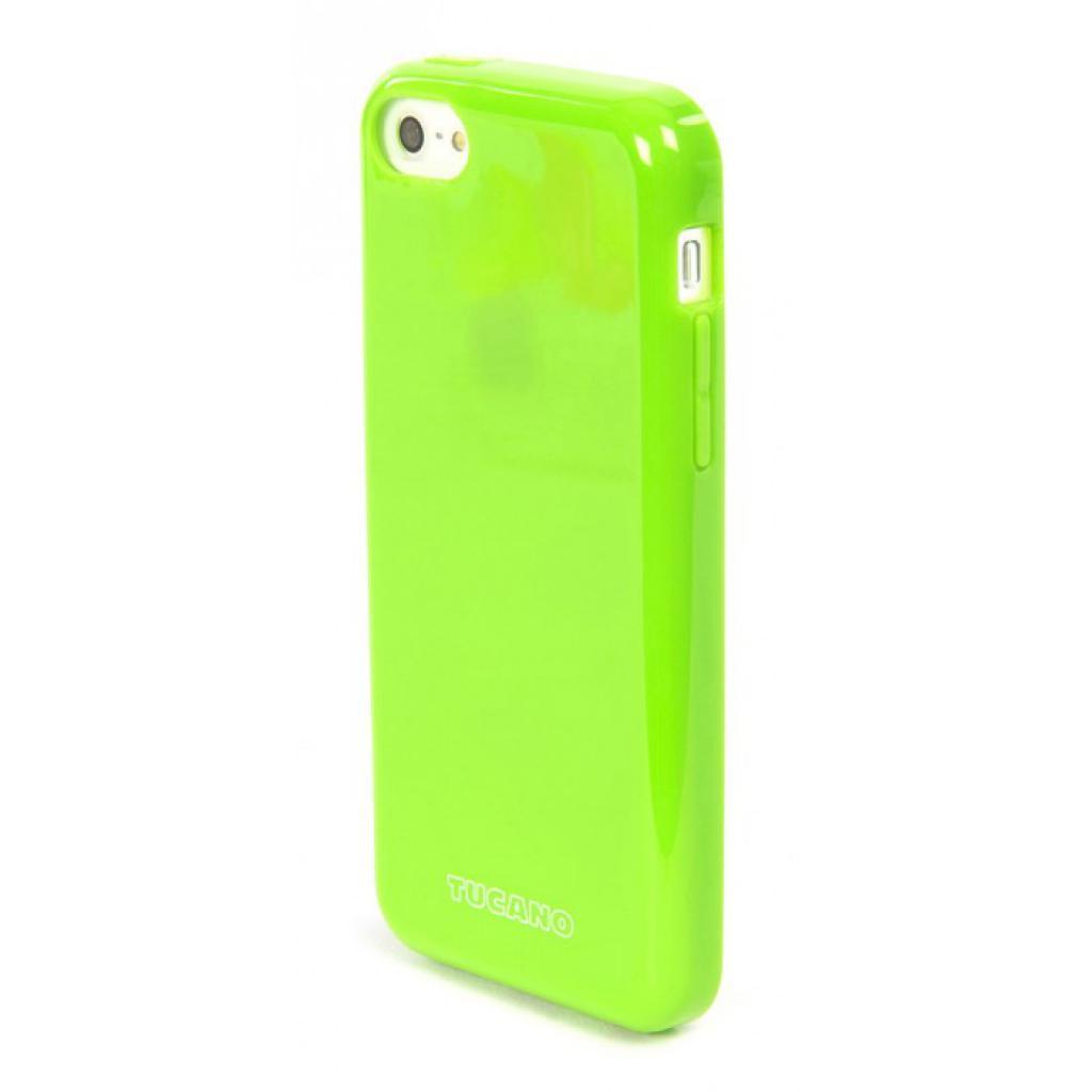 Чехол для моб. телефона Tucano iPhone 5С /Velo/Green (IPHCV-V) изображение 3
