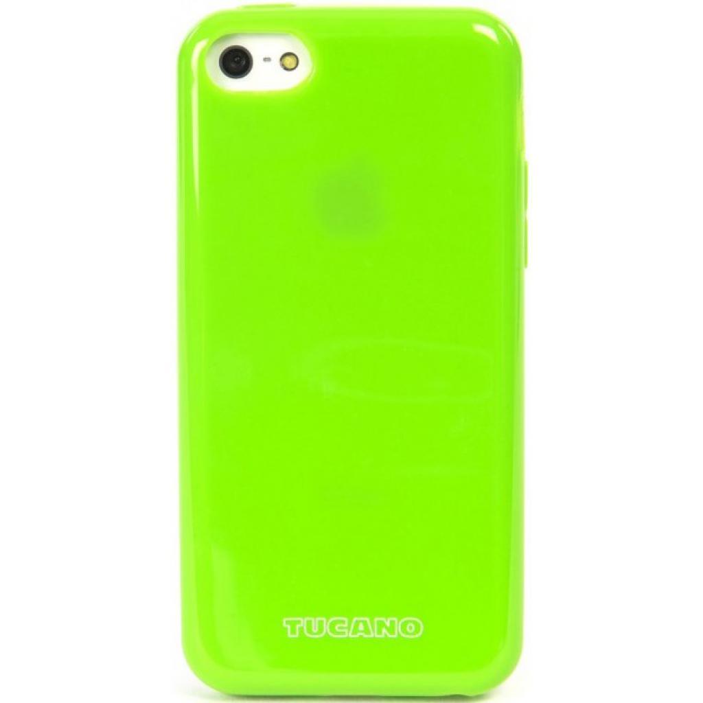 Чехол для моб. телефона Tucano iPhone 5С /Velo/Green (IPHCV-V)