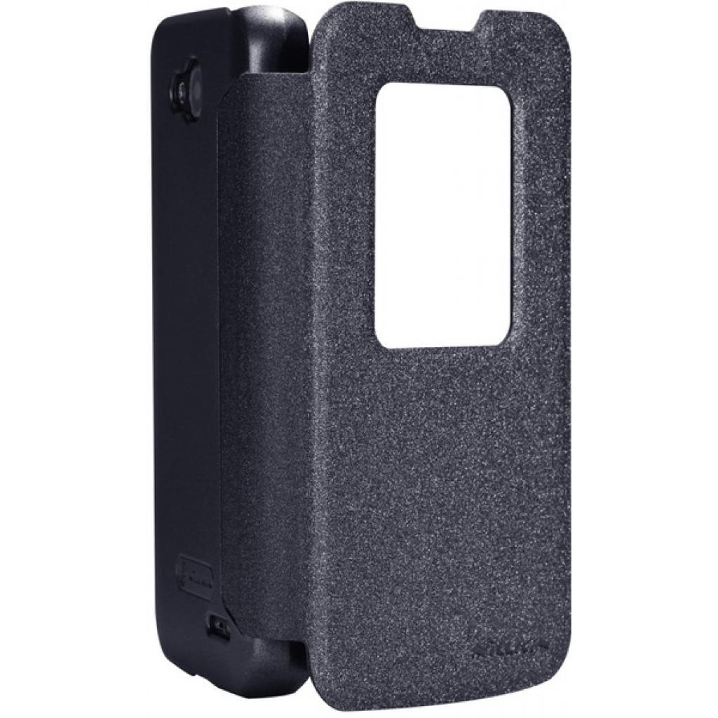 Чехол для моб. телефона NILLKIN для LG L90 Dual /Spark/ Leather/Black (6154932) изображение 2