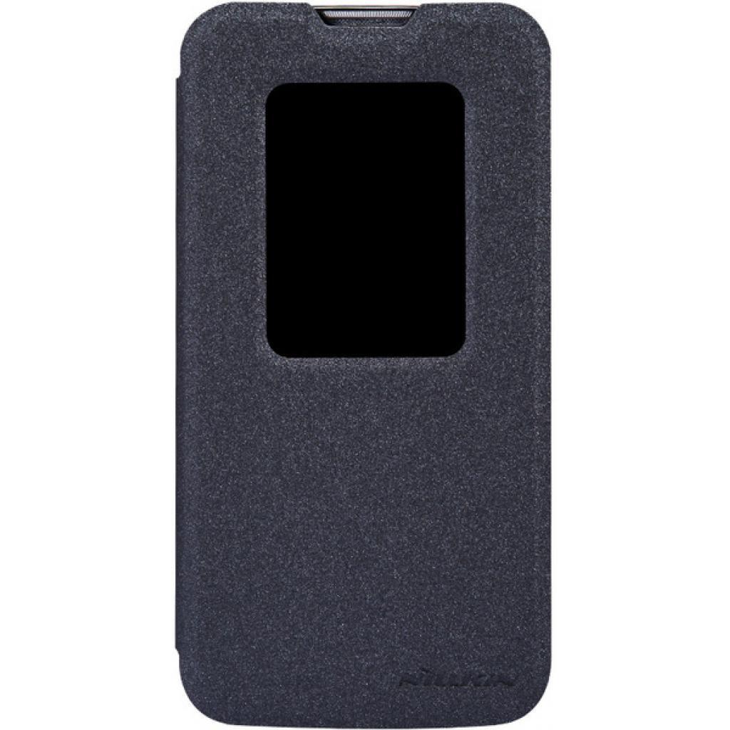 Чехол для моб. телефона NILLKIN для LG L90 Dual /Spark/ Leather/Black (6154932)