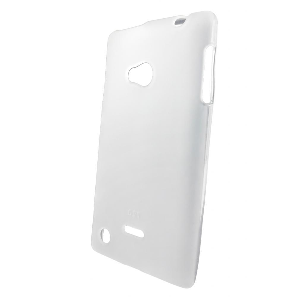 Чехол для моб. телефона GLOBAL для Nokia Lumia 720 (светлый) (1283126454127)