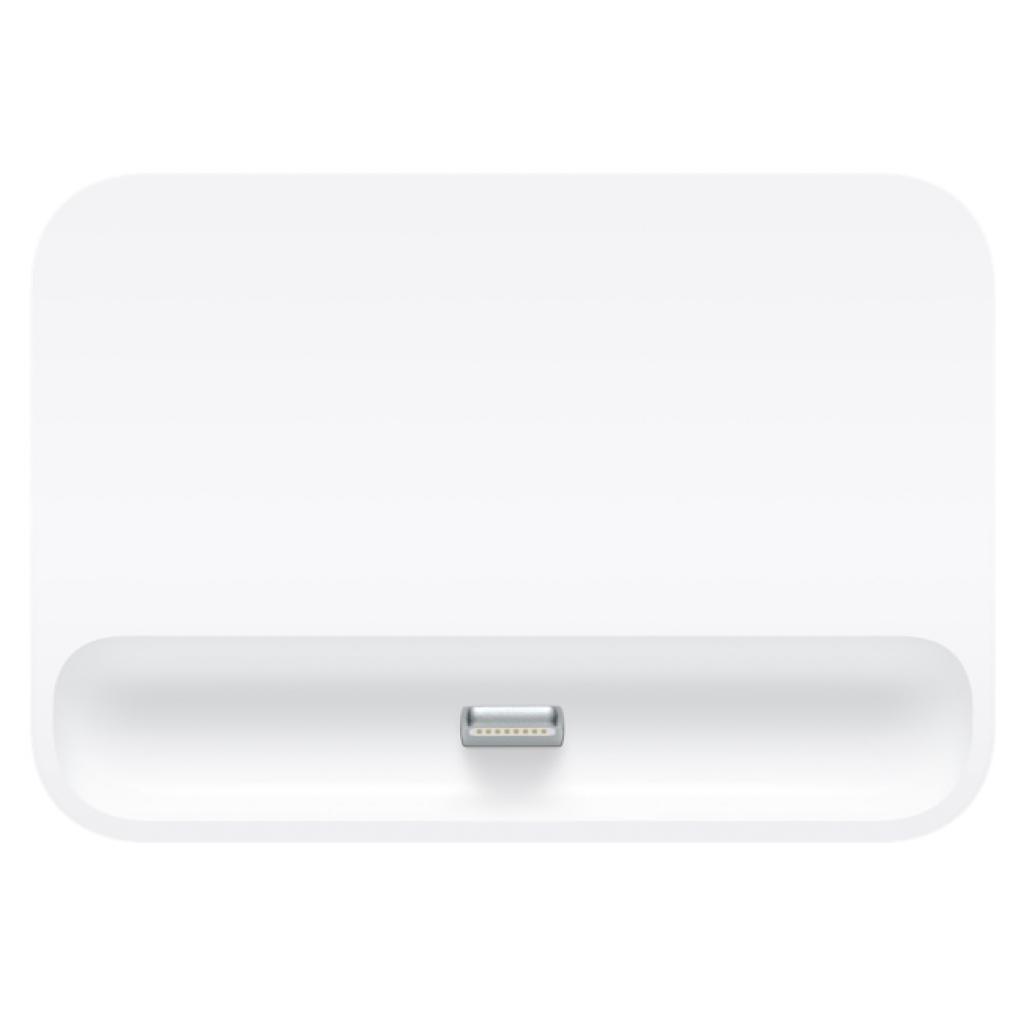 Док-станция Apple для iPhone 5c (MF031ZM/A) изображение 3