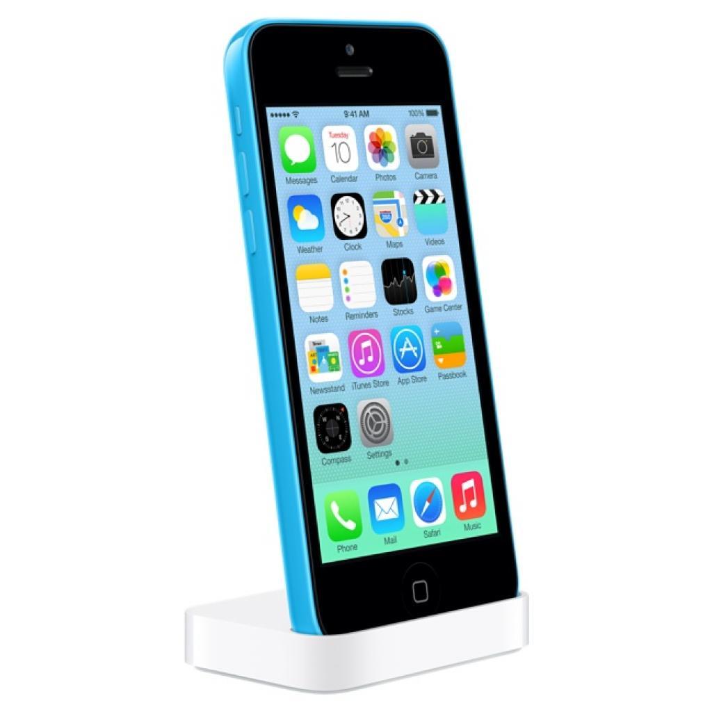 Док-станция Apple для iPhone 5c (MF031ZM/A) изображение 4