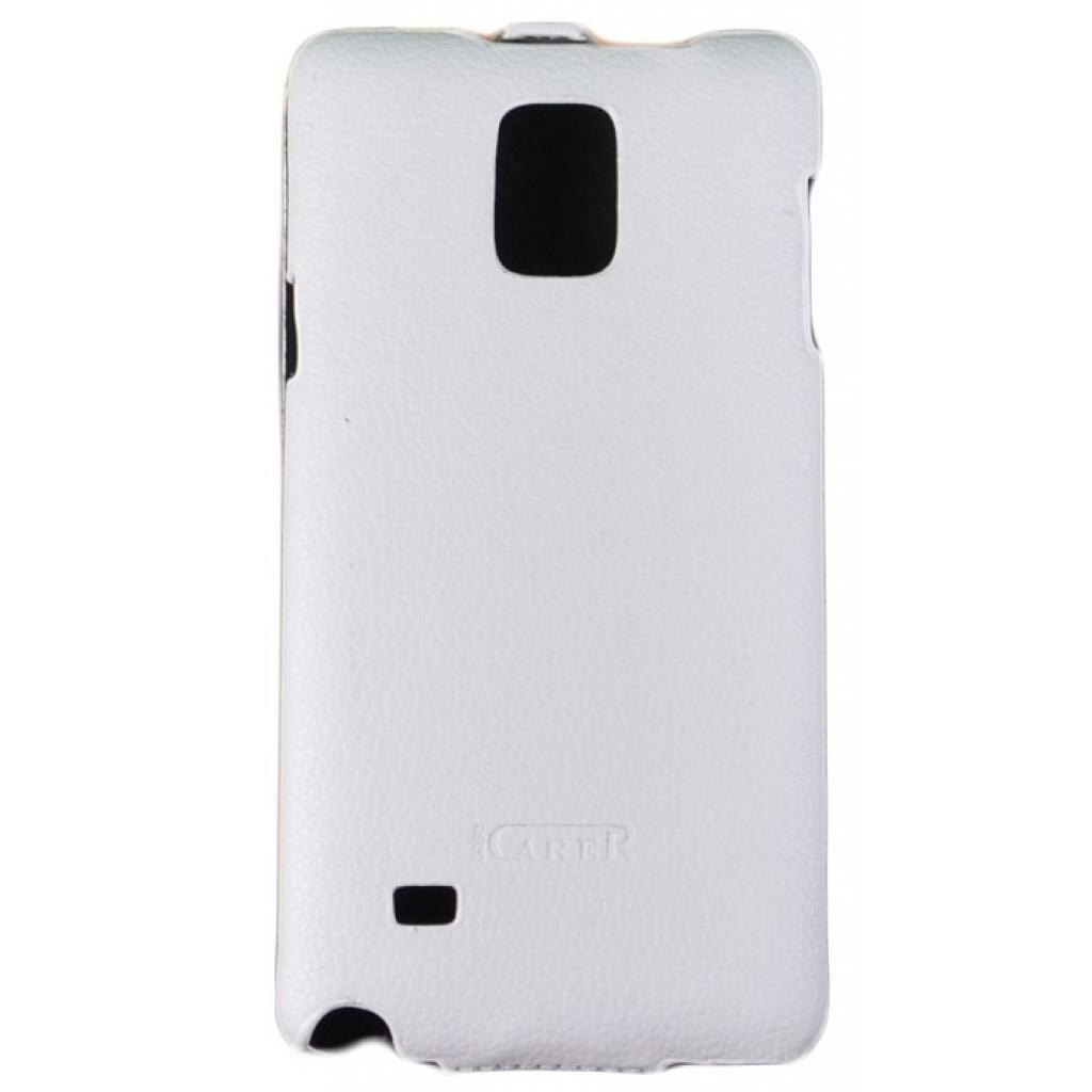 Чехол для моб. телефона Carer Base Samsung N910 Note 4 white (Carer Base N910 Note 4 w) изображение 2