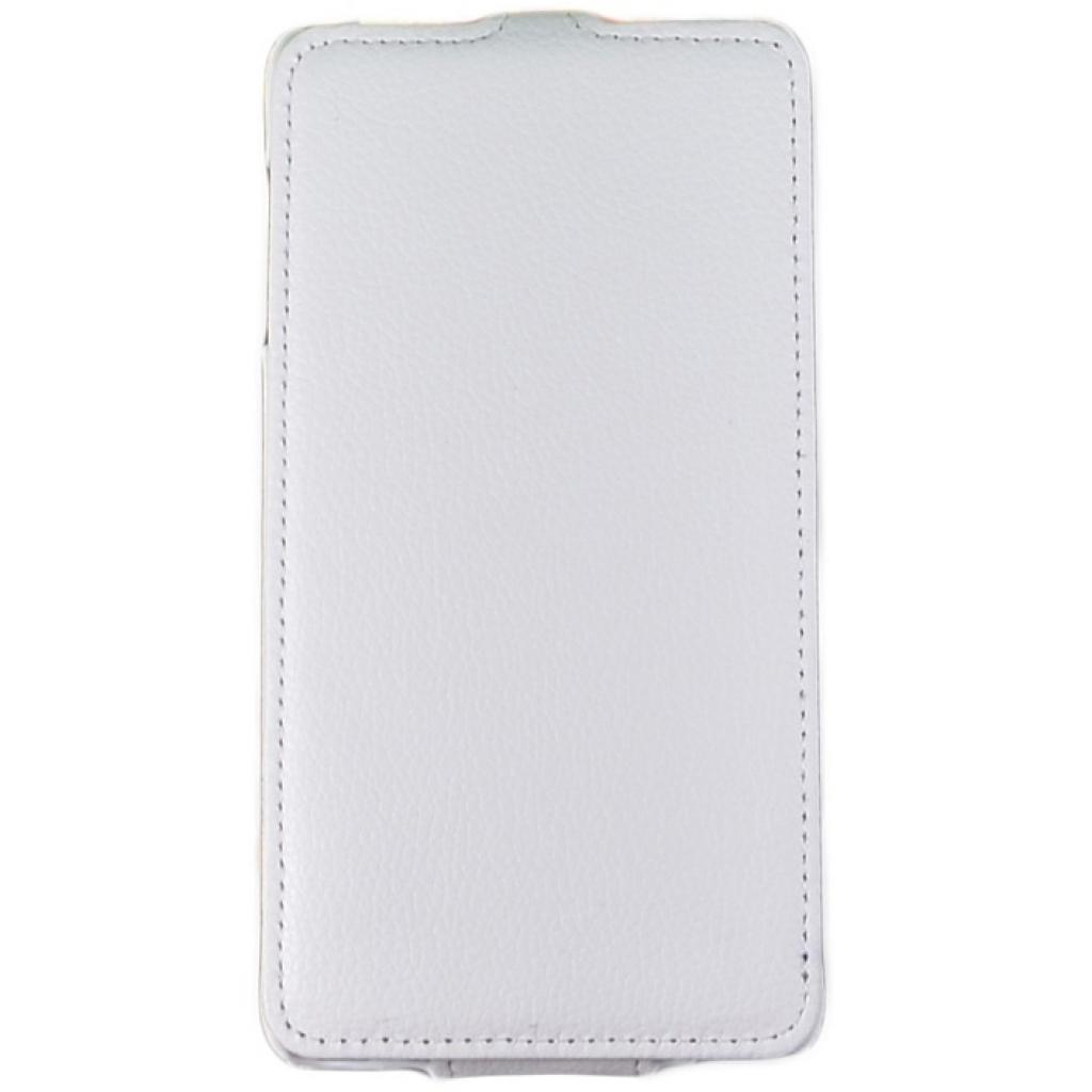 Чехол для моб. телефона Carer Base Samsung N910 Note 4 white (Carer Base N910 Note 4 w)
