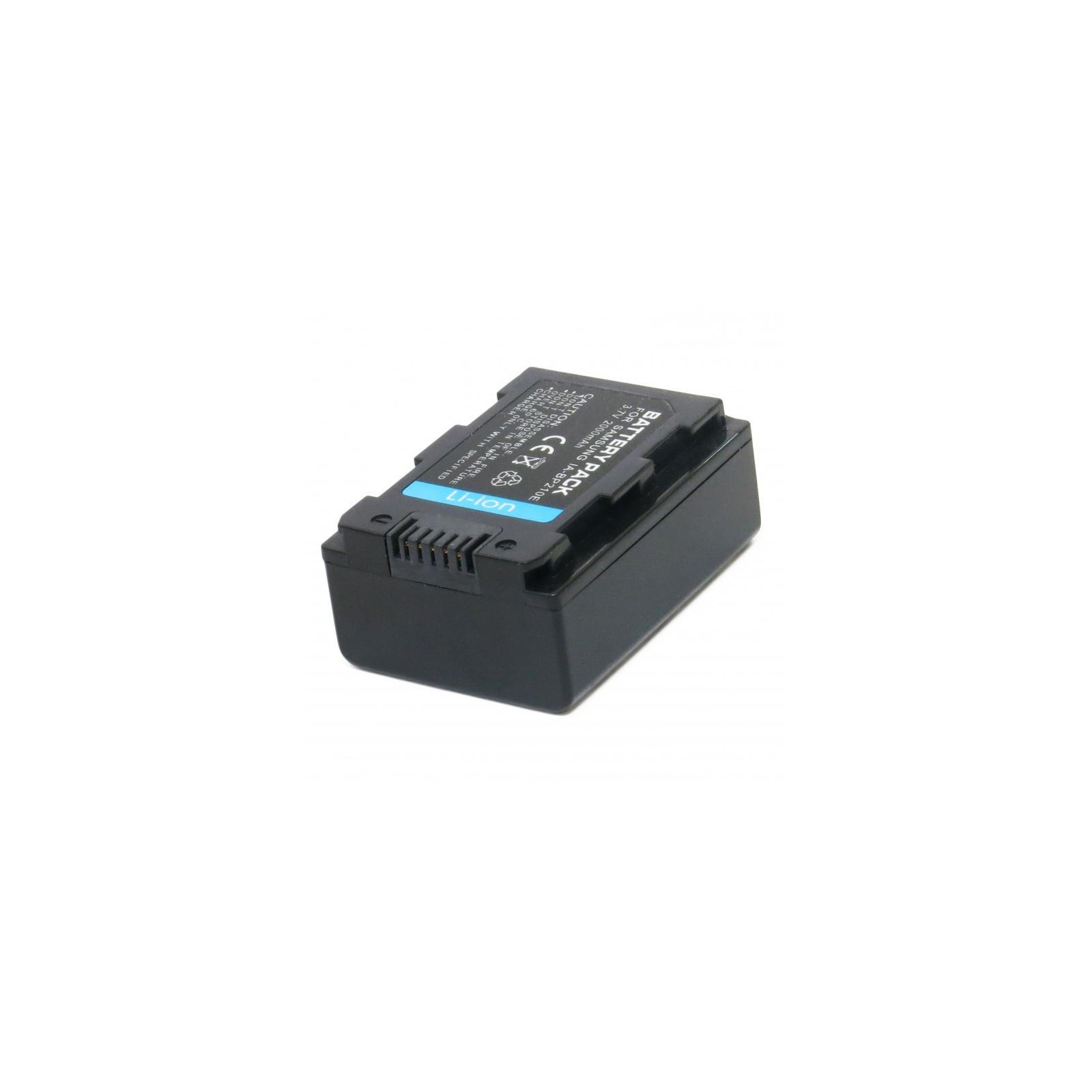Аккумулятор к фото/видео EXTRADIGITAL Samsung IA-BP210E (DV00DV1285) изображение 4