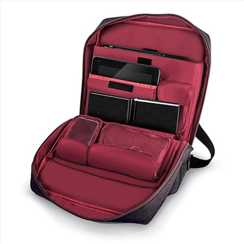 Рюкзак для ноутбука ACME 16, 16M38BR Brick brown (4770070873854) изображение 2