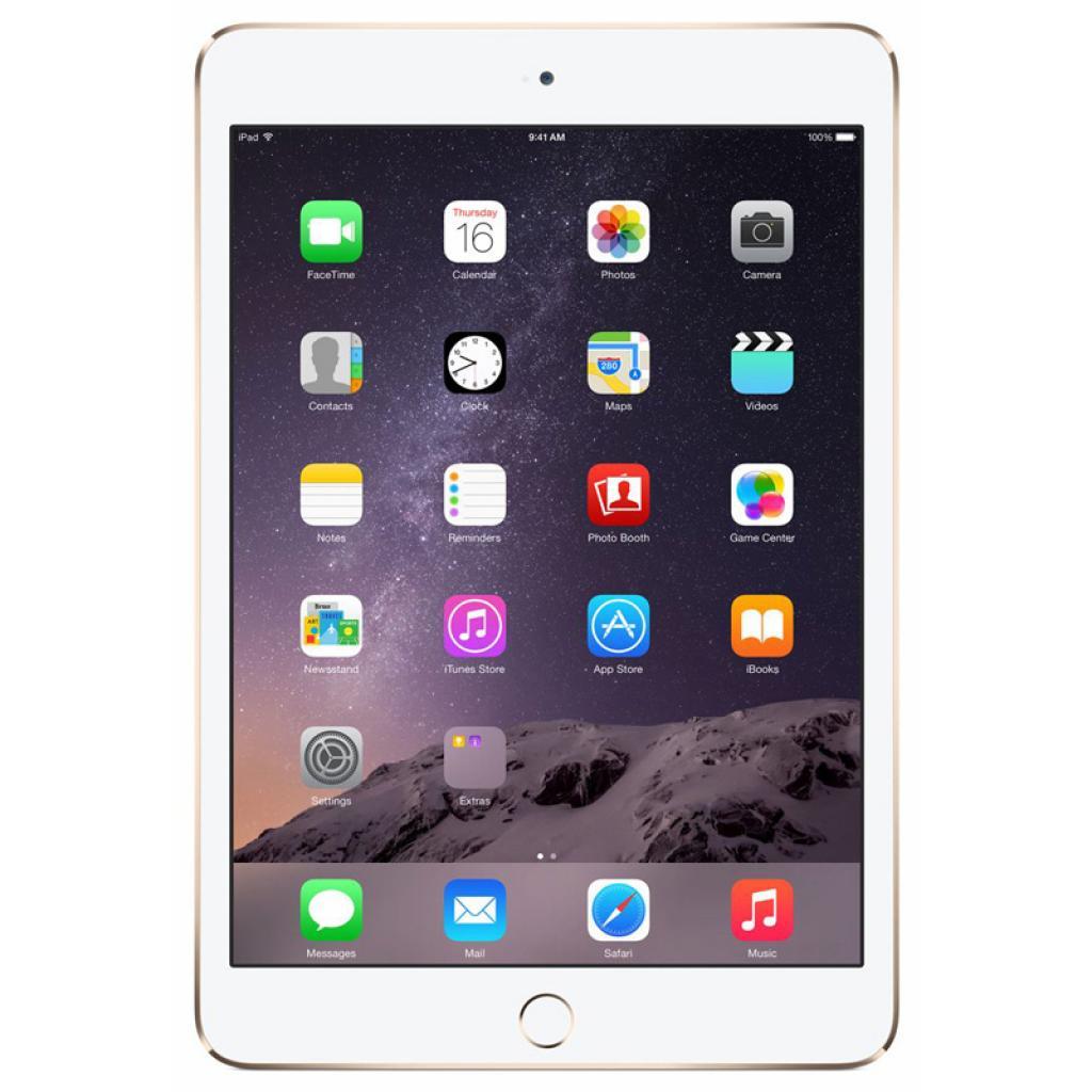 Планшет Apple A1584 iPad Pro Wi-Fi 32GB Gold (ML0H2RK/A)