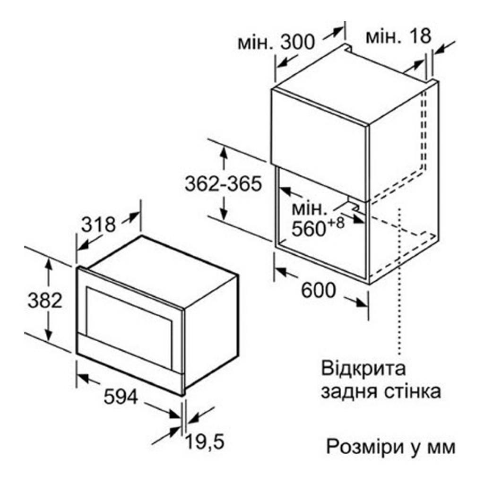 Микроволновая печь BOSCH BFL 634 GS1 изображение 6