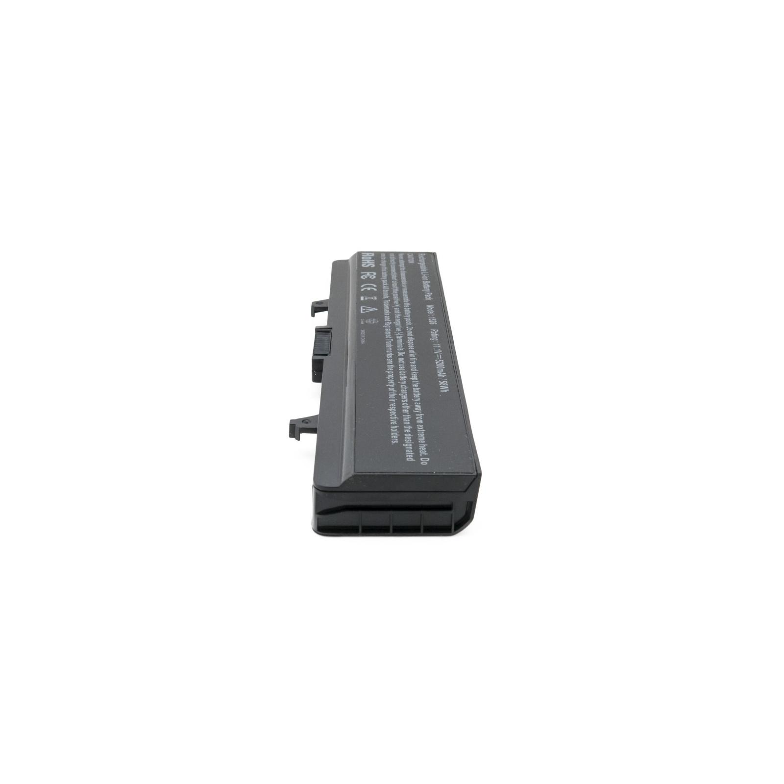 Аккумулятор для ноутбука Dell Inspiron 1526, 5200 mAh EXTRADIGITAL (BND3929) изображение 5