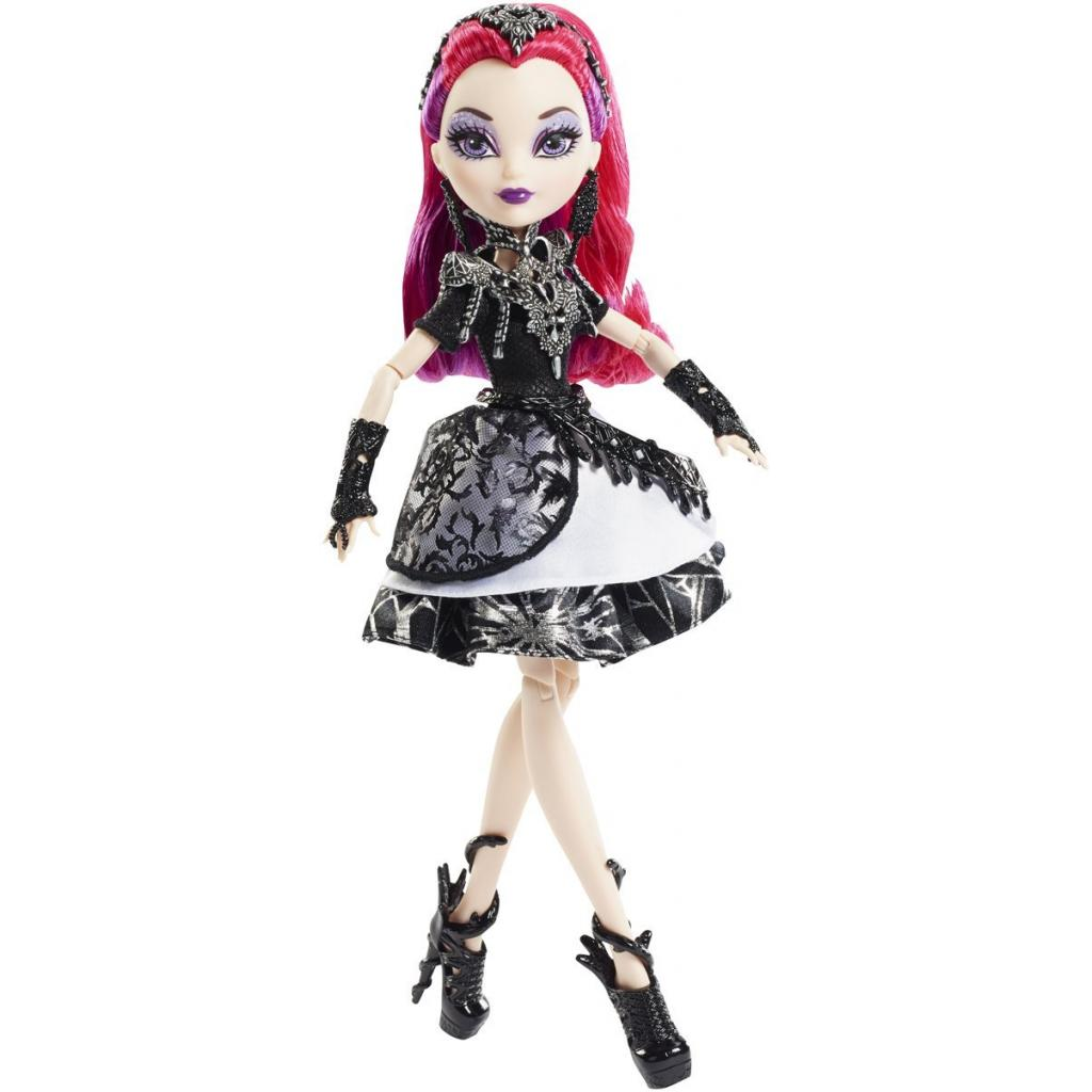 Кукла Mattel Ever After High Злая Королева Игры драконов (DHF97) изображение 2
