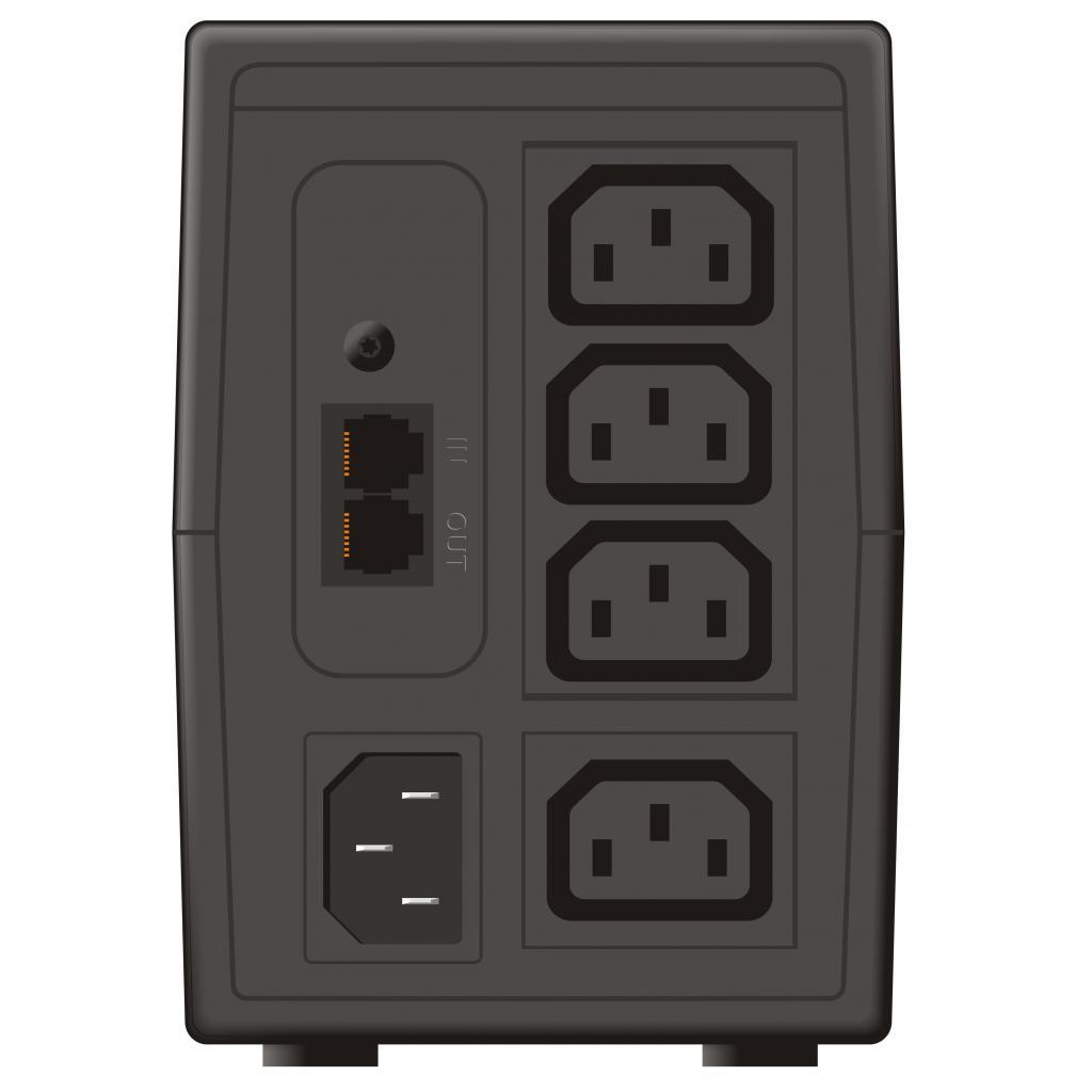 Источник бесперебойного питания Mustek PowerMust 636 ( 650VA ) (98-UPS-VN006) изображение 2