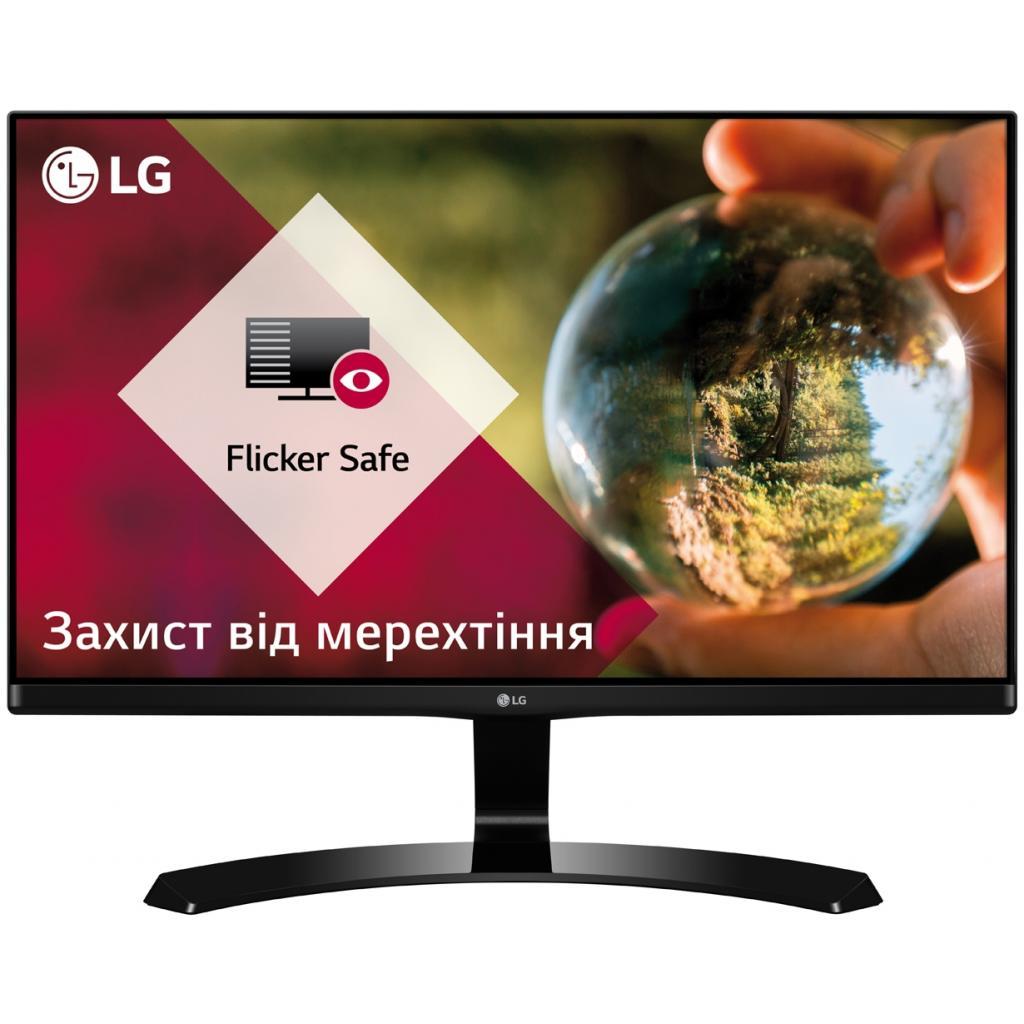 Монитор LG 23MP68VQ-P