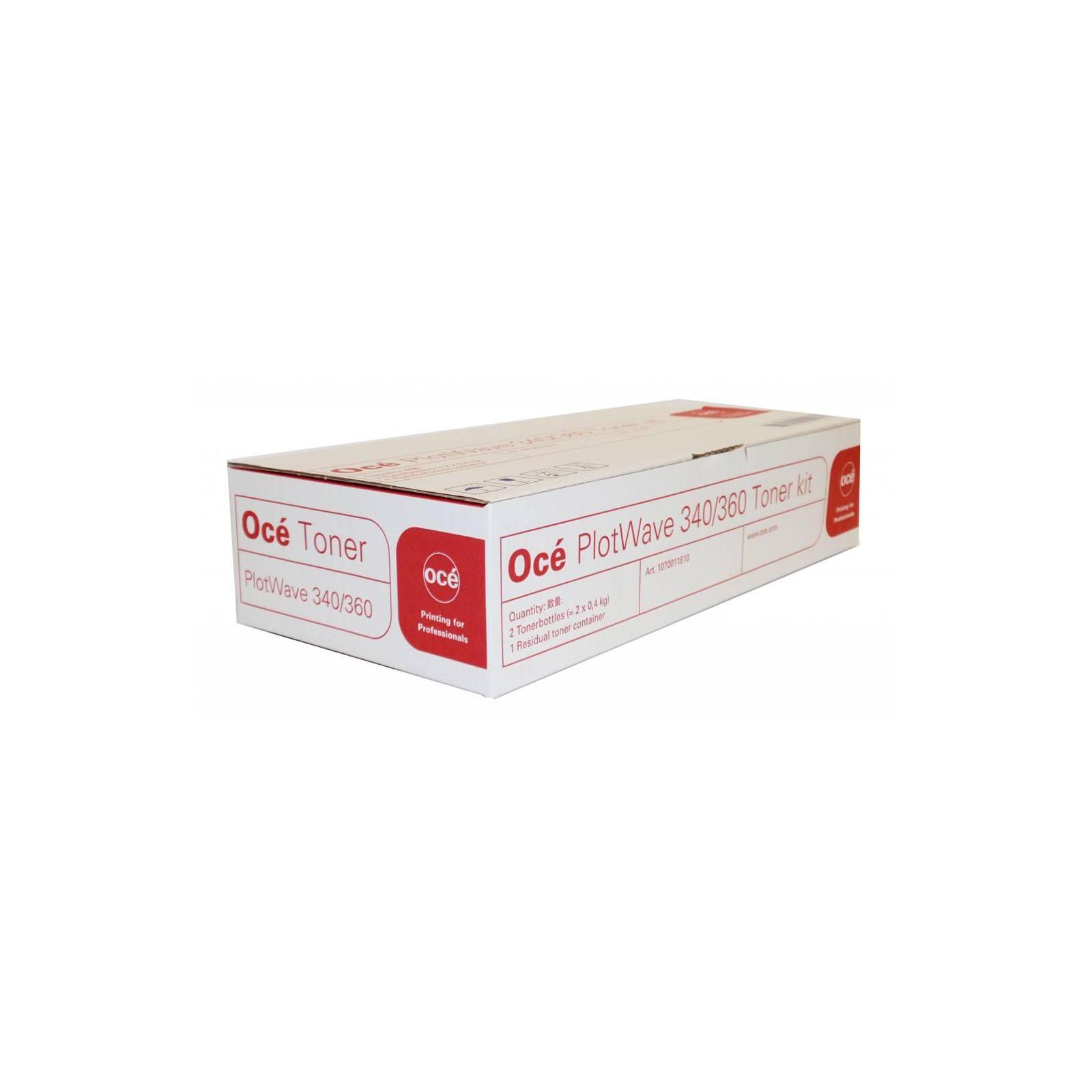 Тонер OCE PlotWave 340/360 KIT (2606737/6826B003)