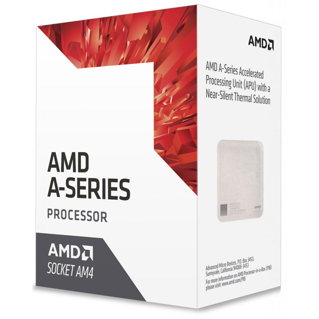 Процесор AMD A12-9800 (AD9800AUABBOX) зображення 2