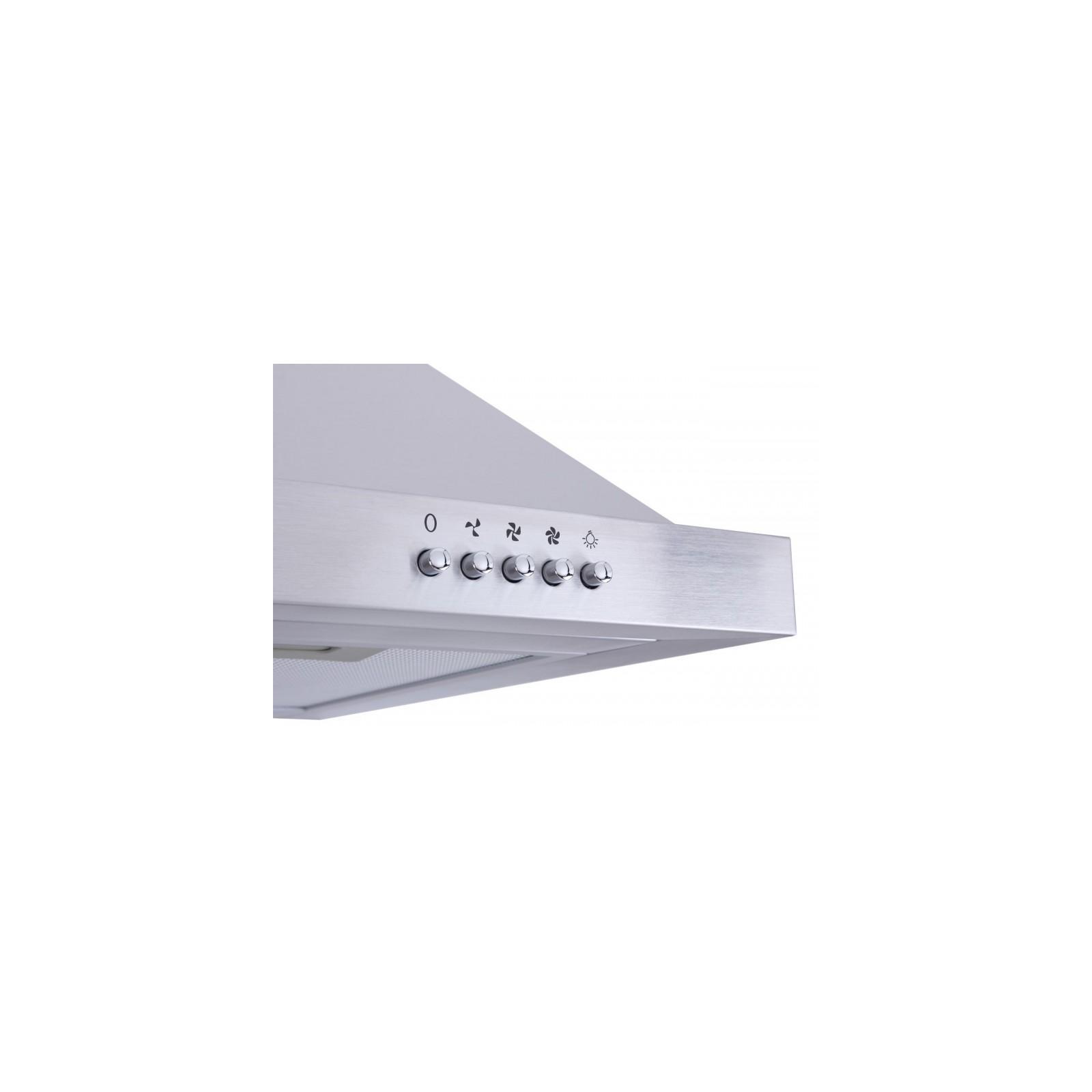 Вытяжка кухонная Ventolux LAZIO 60 INOX (900) изображение 4