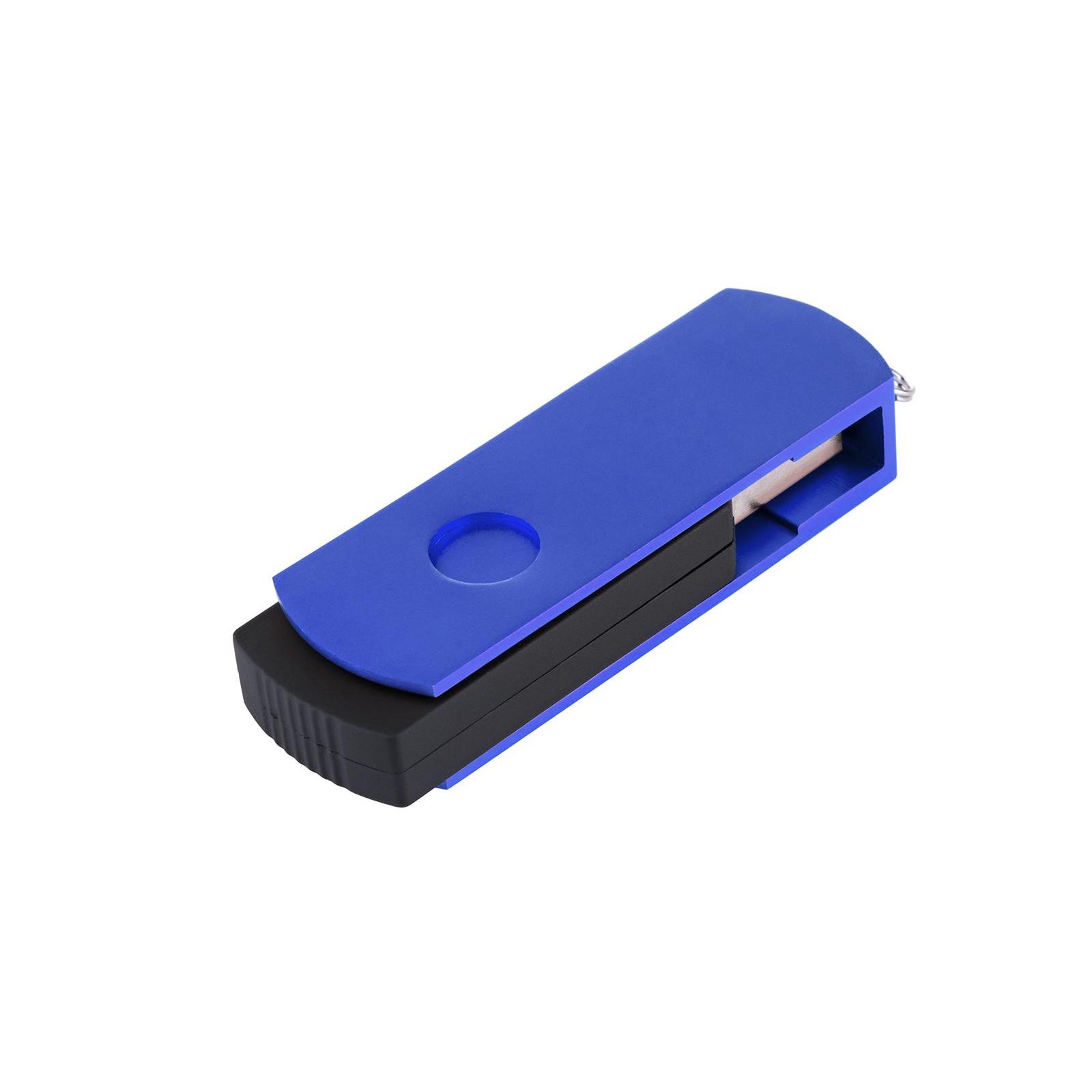 USB флеш накопитель eXceleram 16GB P2 Series Blue/Black USB 3.1 Gen 1 (EXP2U3BLB16) изображение 6