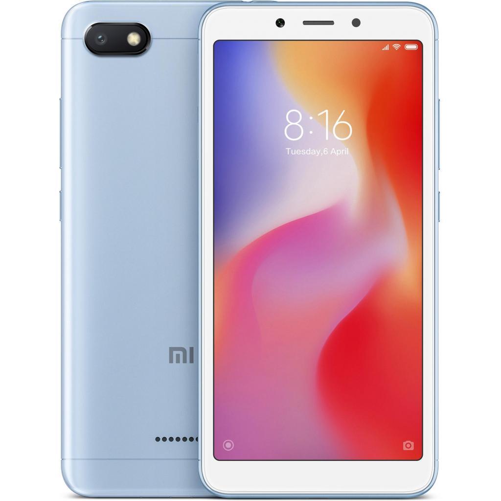 Мобильный телефон Xiaomi Redmi 6A 2/16 Blue изображение 10