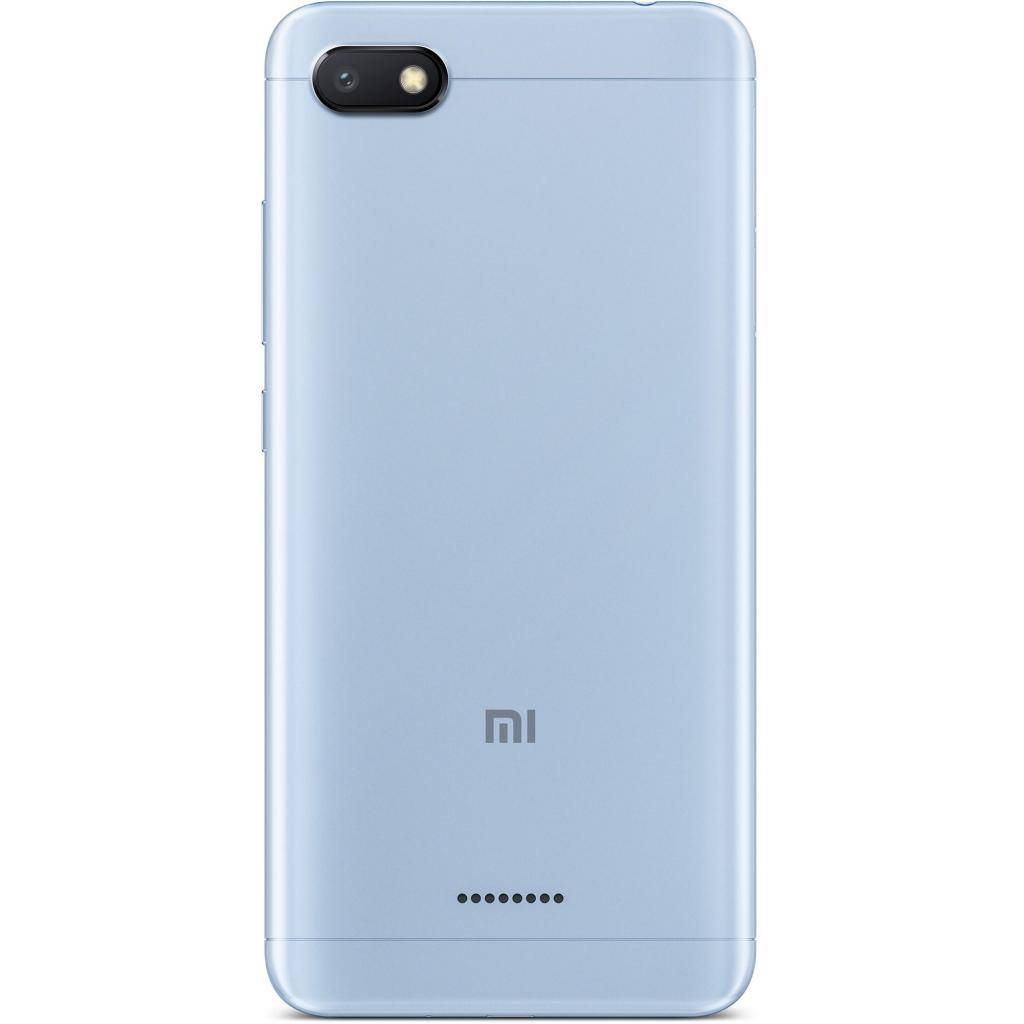Мобильный телефон Xiaomi Redmi 6A 2/16 Blue изображение 2