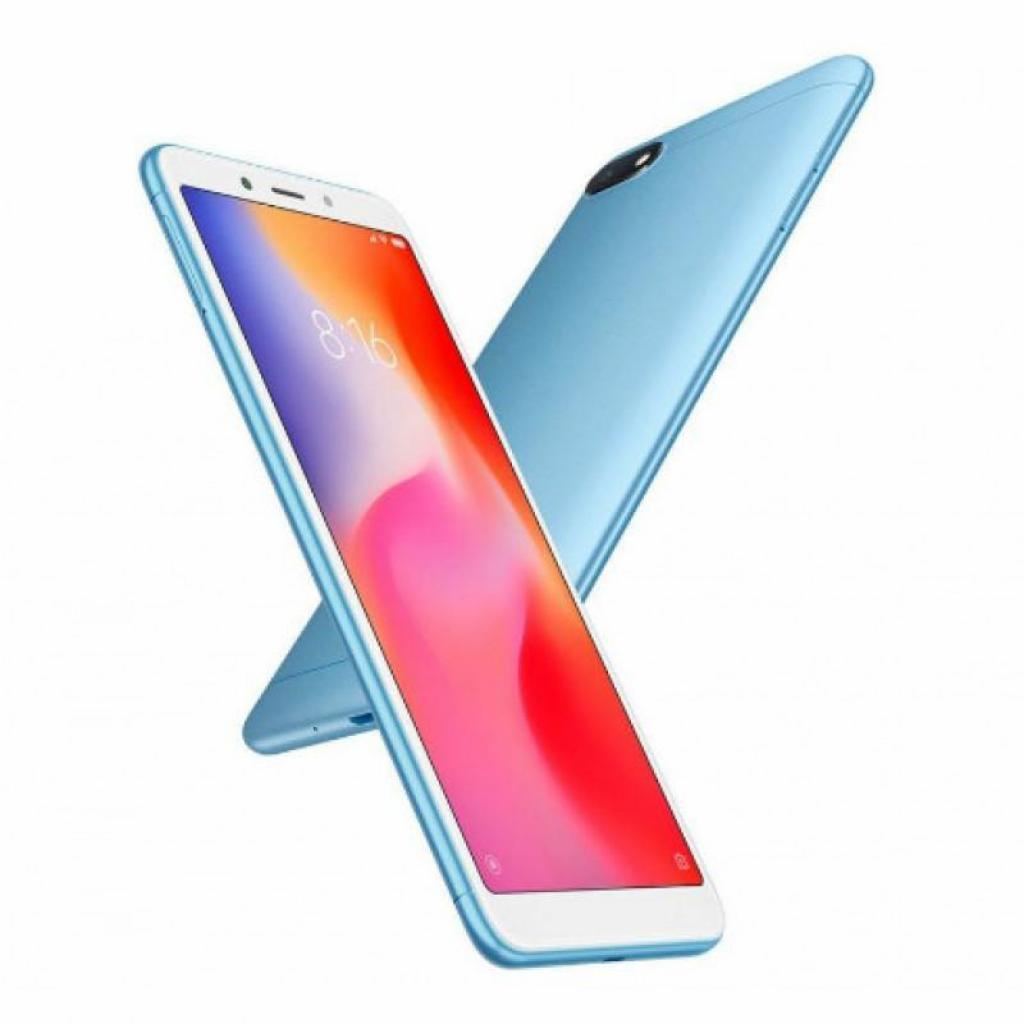 Мобильный телефон Xiaomi Redmi 6A 2/16 Blue изображение 9