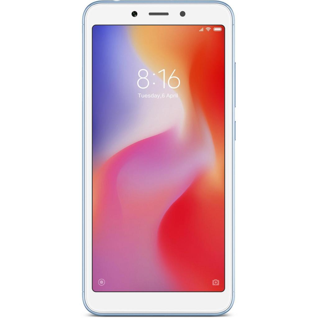 Мобильный телефон Xiaomi Redmi 6A 2/16 Blue