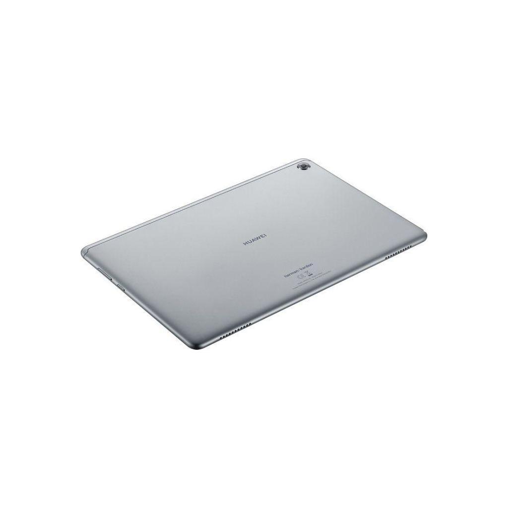 """Планшет Huawei MediaPad M5 Lite 10"""" FullHD (BAH2-L09) 3/32GB Grey (53010DHG) изображение 4"""