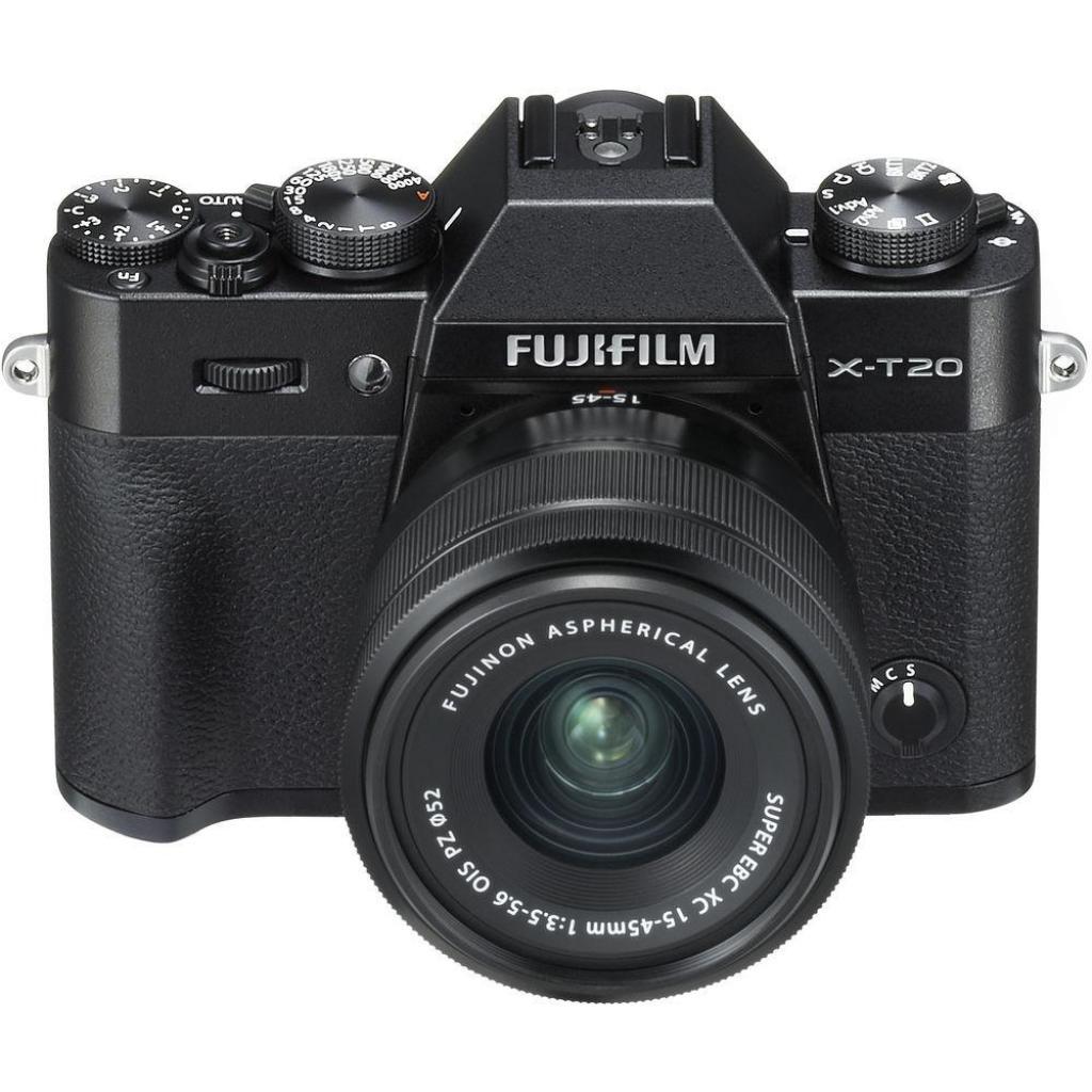 Цифровой фотоаппарат Fujifilm X-T20 XC 15-45mm F3.5-5.6 Kit Black (16584694) изображение 12