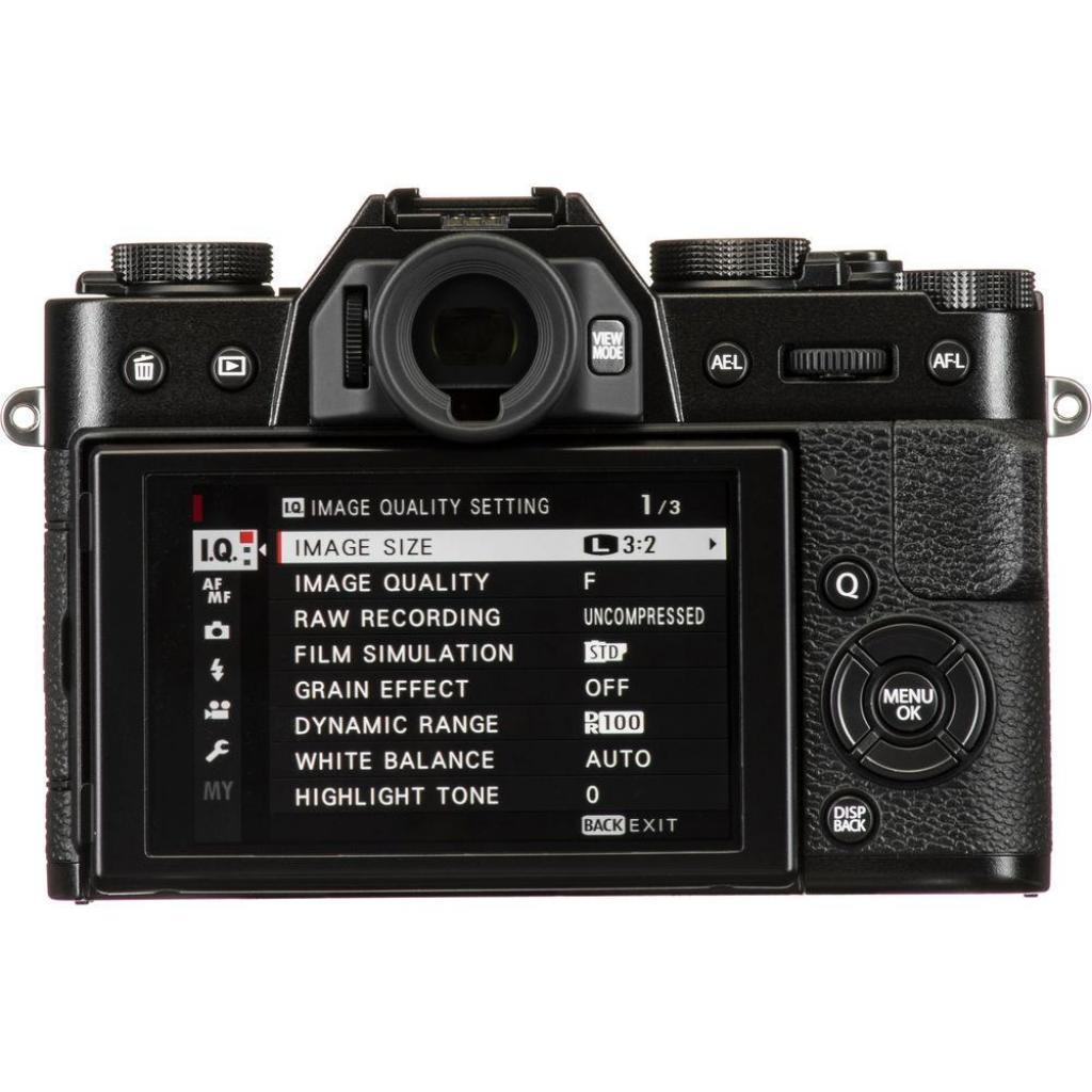 Цифровой фотоаппарат Fujifilm X-T20 XC 15-45mm F3.5-5.6 Kit Black (16584694) изображение 2